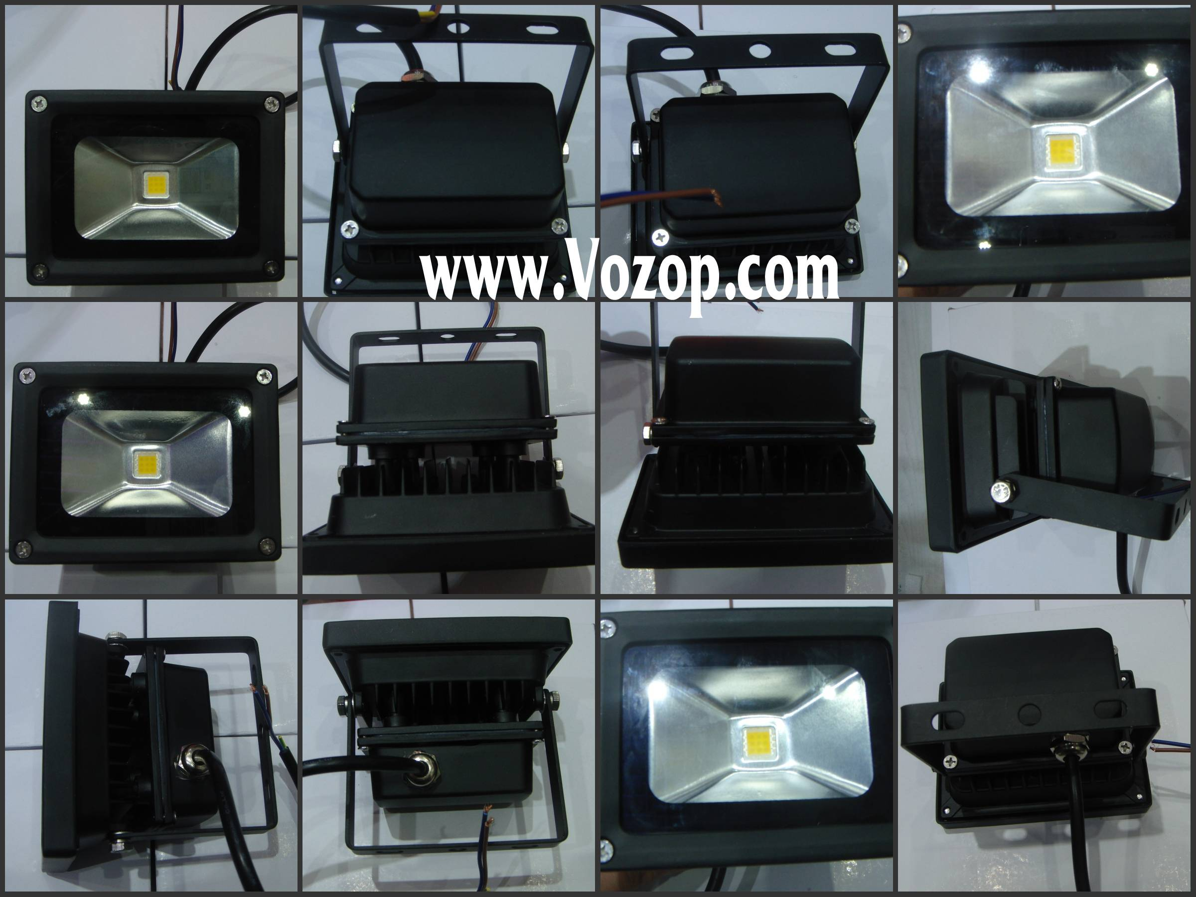 10W_Waterproof_High_Power_LED_Flood_Light