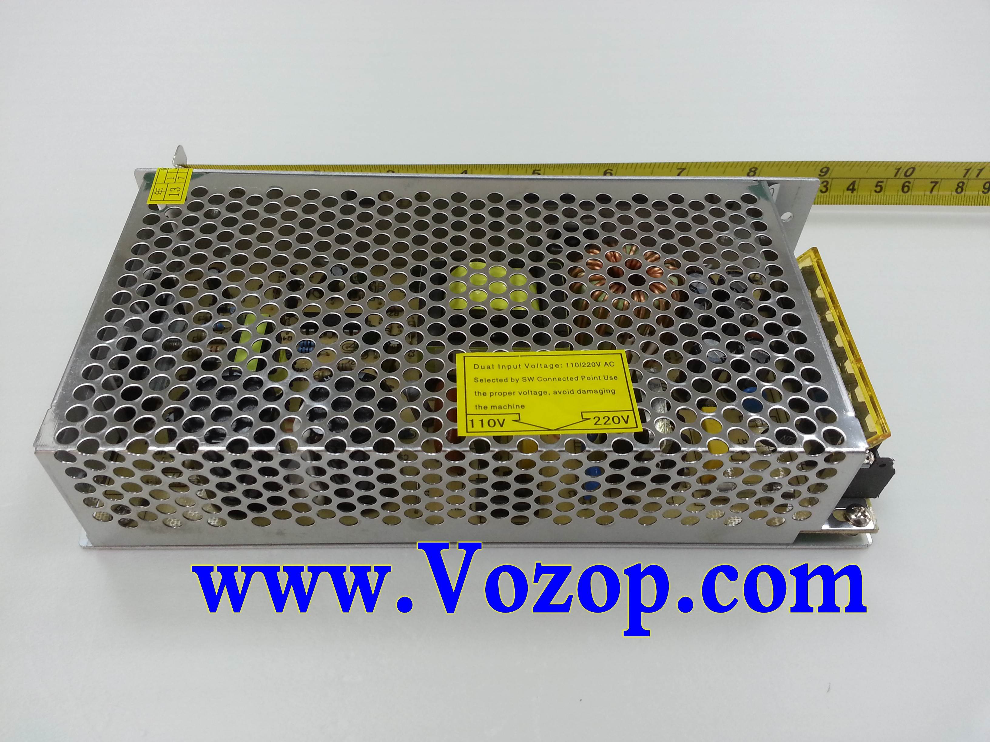 12V_180W_Switching_Power_Supply_Metal_Case_Power_adapters