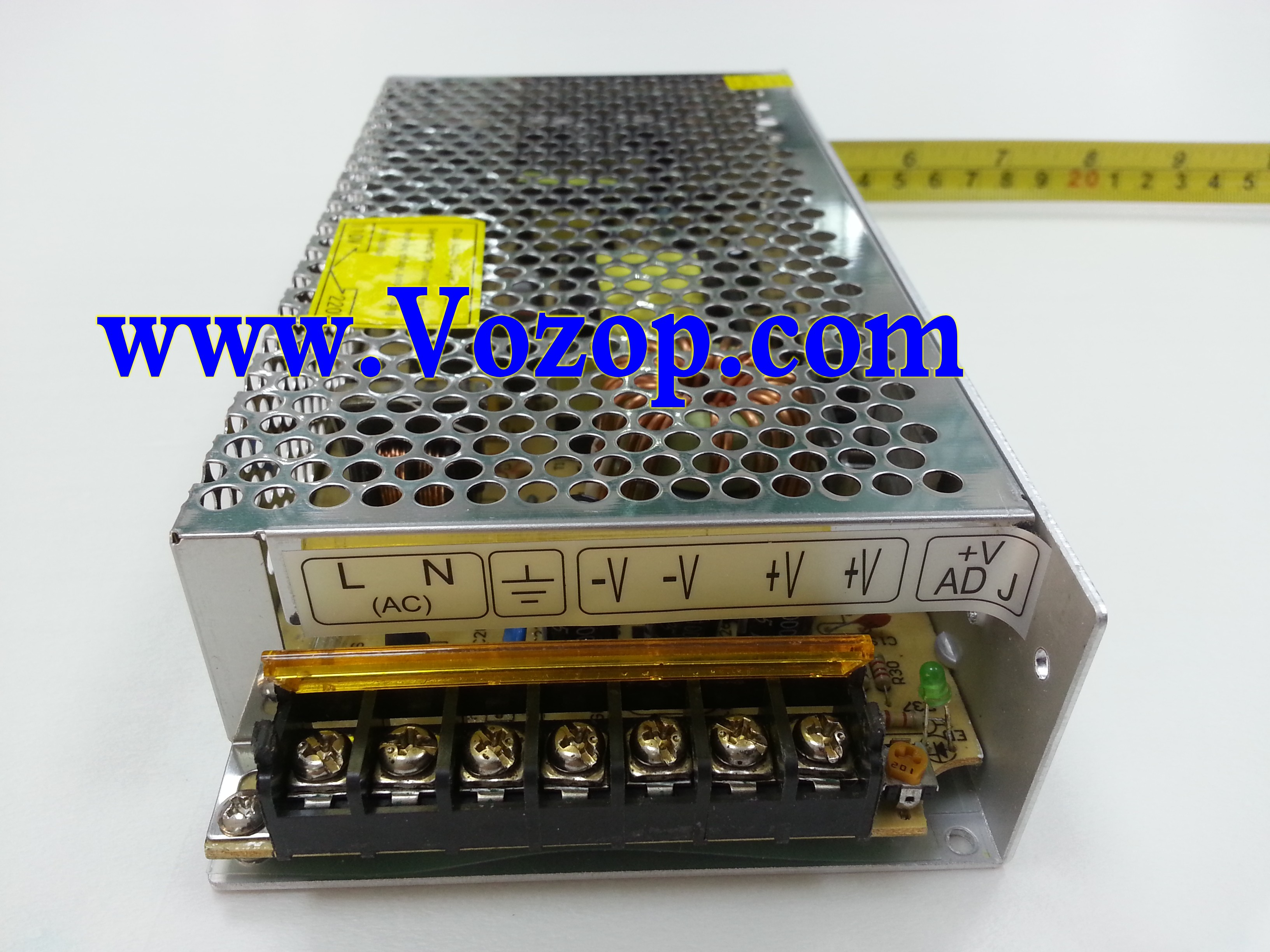 12V_180W_Switching_Power_Supply_Metal_Case_Power_adapters_LED_drivers