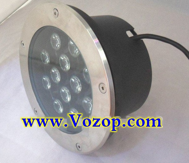 12W_Stainless_Steel_LED_Underground_Light_Outdoor_Buried_Lights