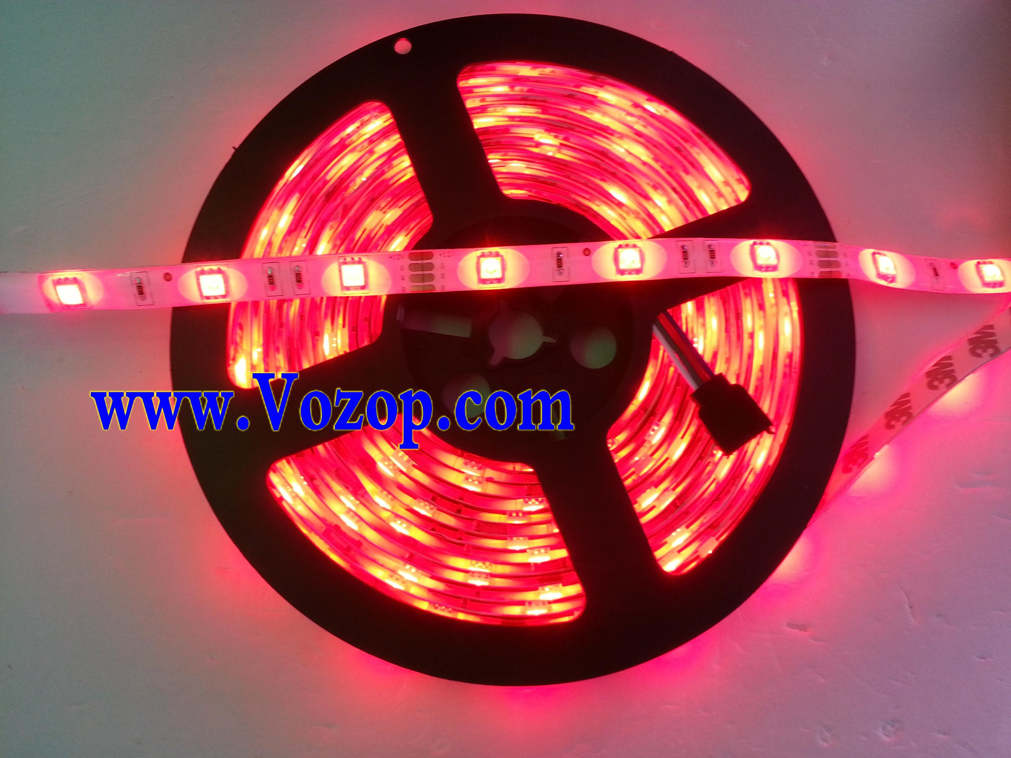 150_LEDs_RGB_5050_LED_Light_Strip_30LEDs_Meter