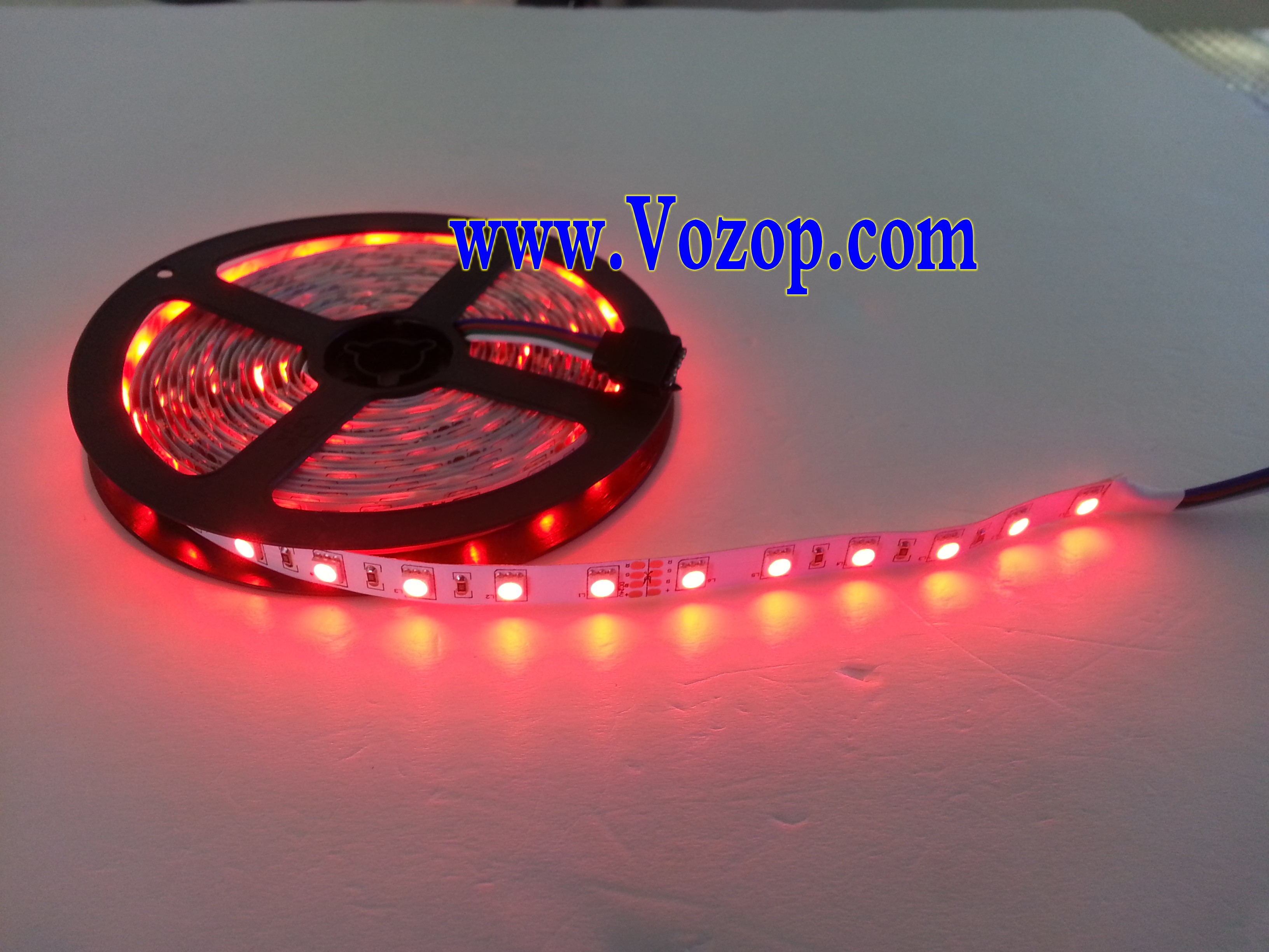 24v rgb led strip 5m 300 leds smd5050 non waterproof light led strips led controllers led. Black Bedroom Furniture Sets. Home Design Ideas