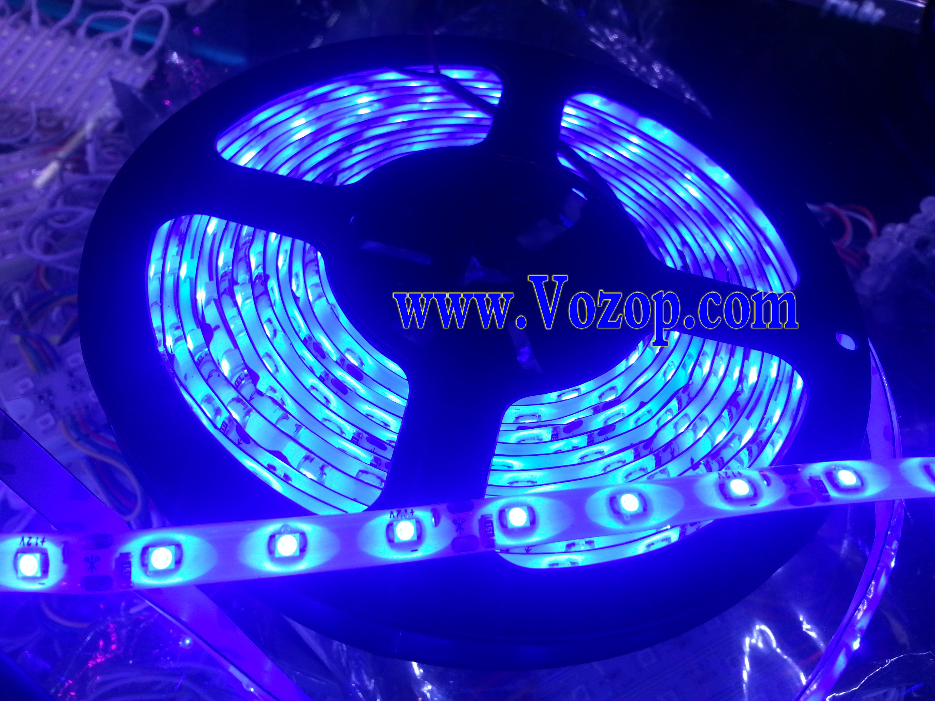 16.4_feet_Waterproof_Blue_Light_300_LEDs_5_meters_SMD_3528_LED_Ribbon