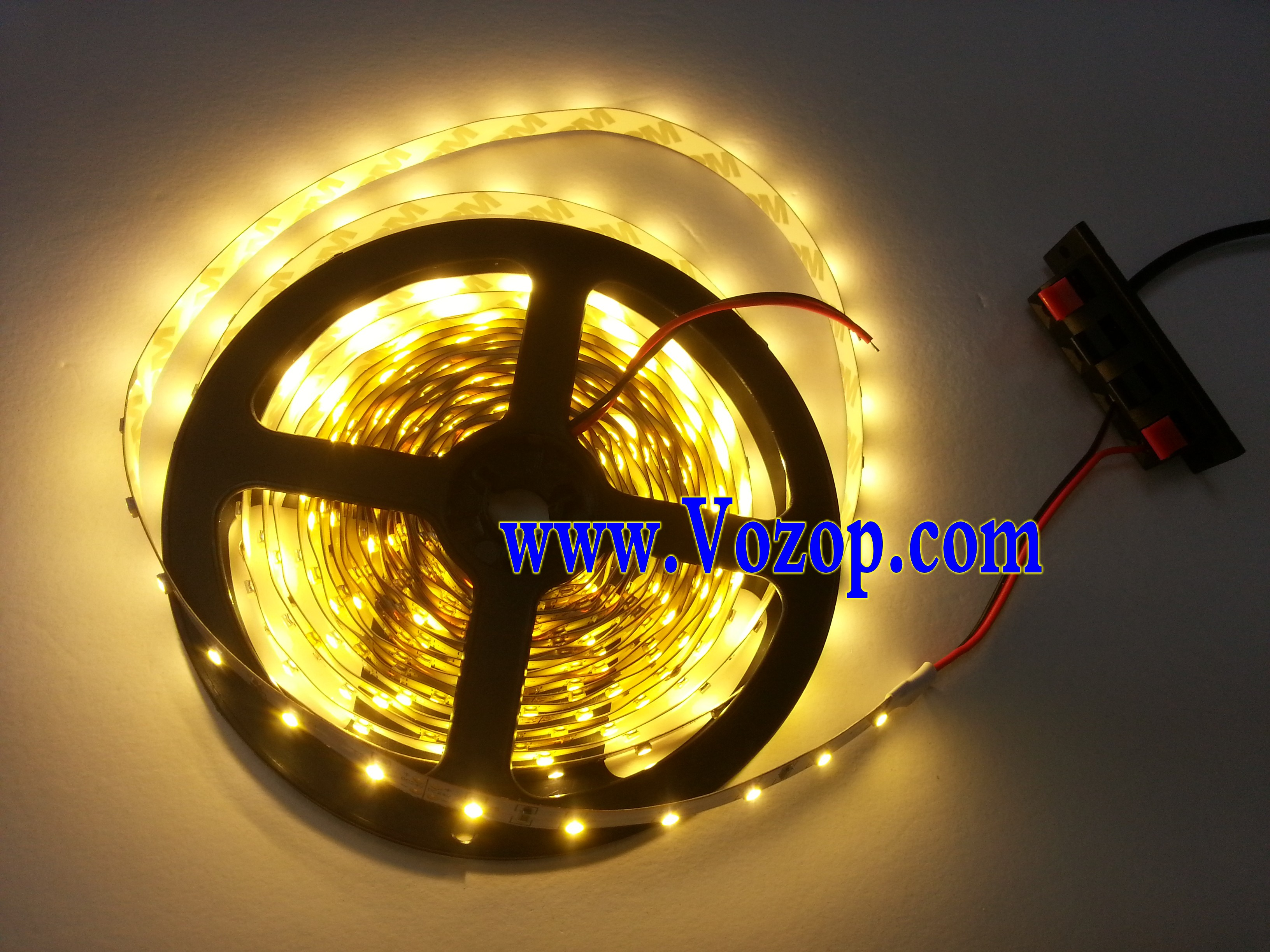 24V_3528_LED_Light_Strip_5M_300_LEDs_Lighting_Tape_light
