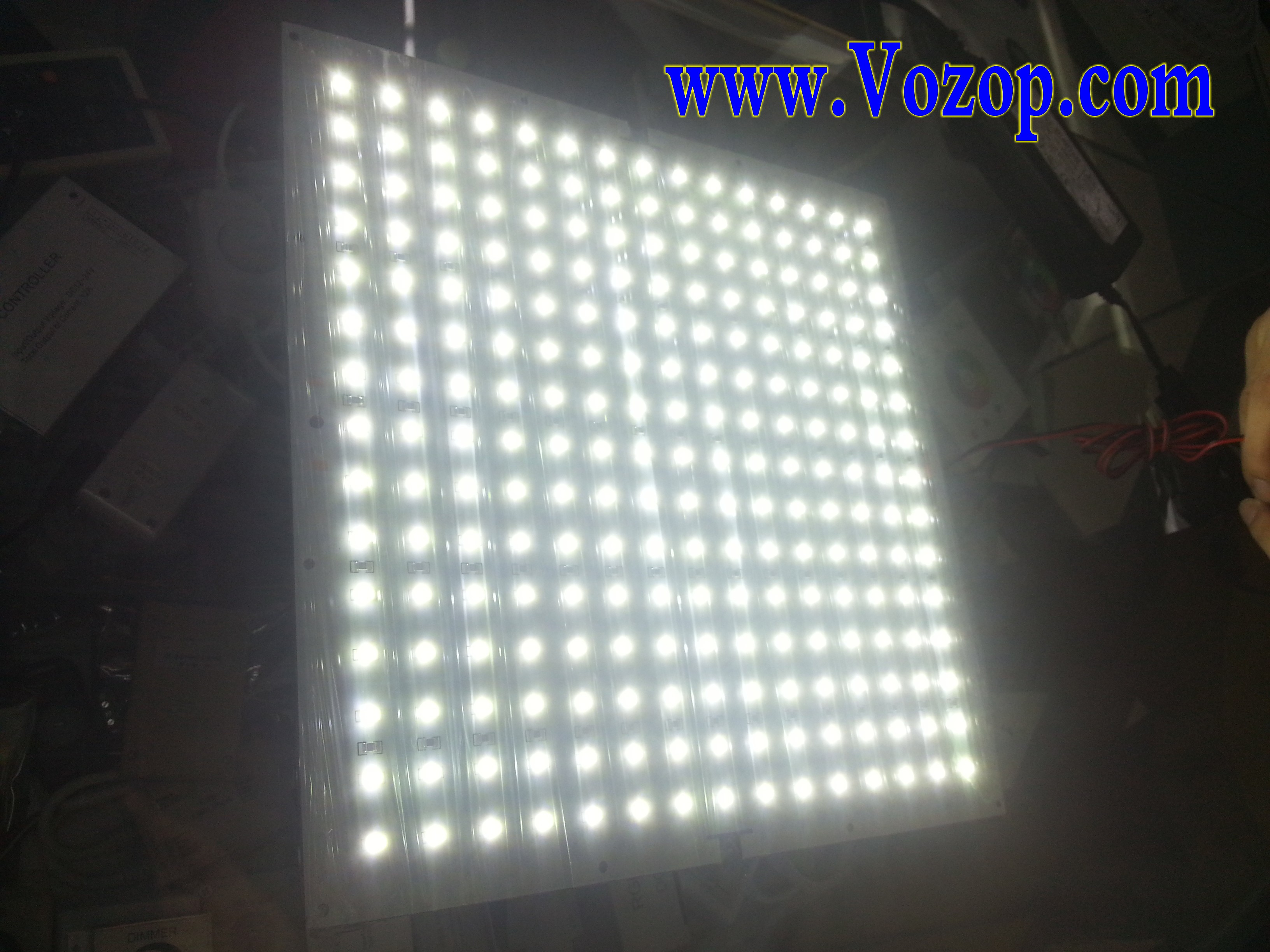 300mm_SMD_5630_LED_Panel_Module_High_Power_Lights