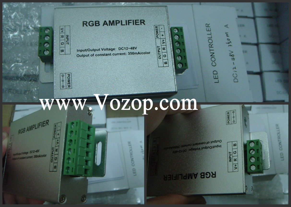 350mA RGB LED Amplifier_Wholesale_controllers_low_price