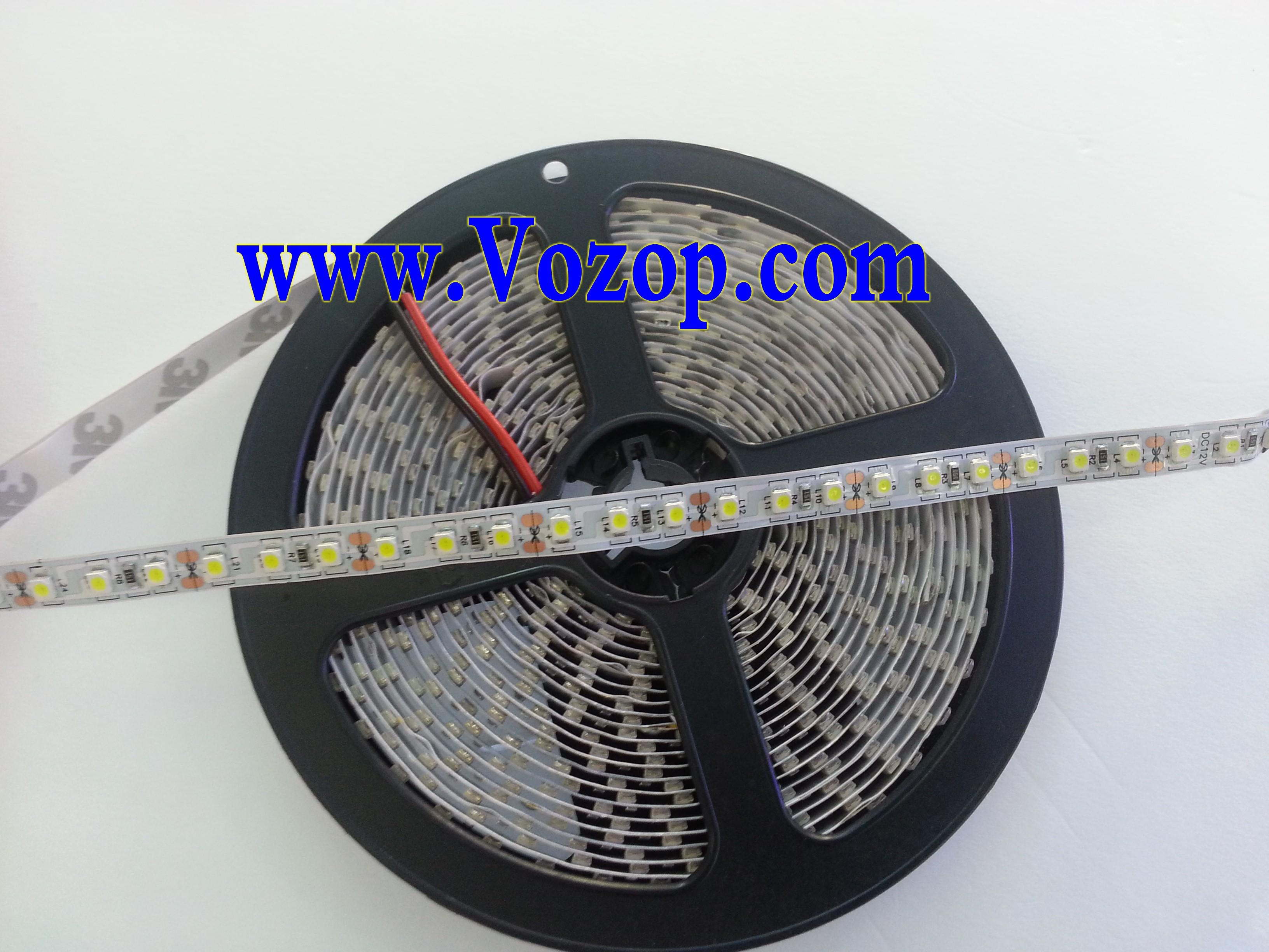 3528_LED_Strip_light_5M_600_LEDs_Non_Waterproof_Lights