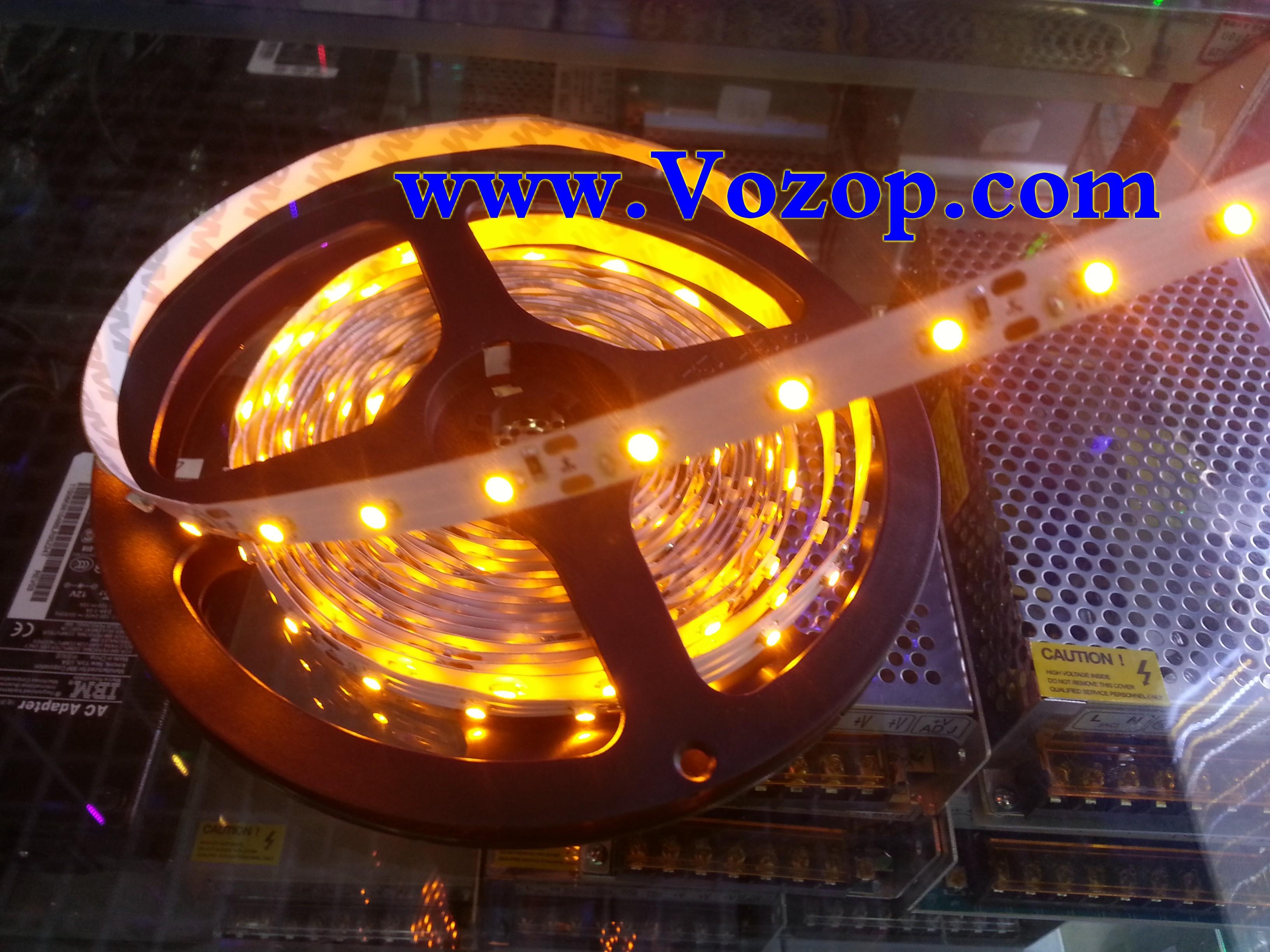 3528_LED_Tape_Strip_Light_lighting_Yellow