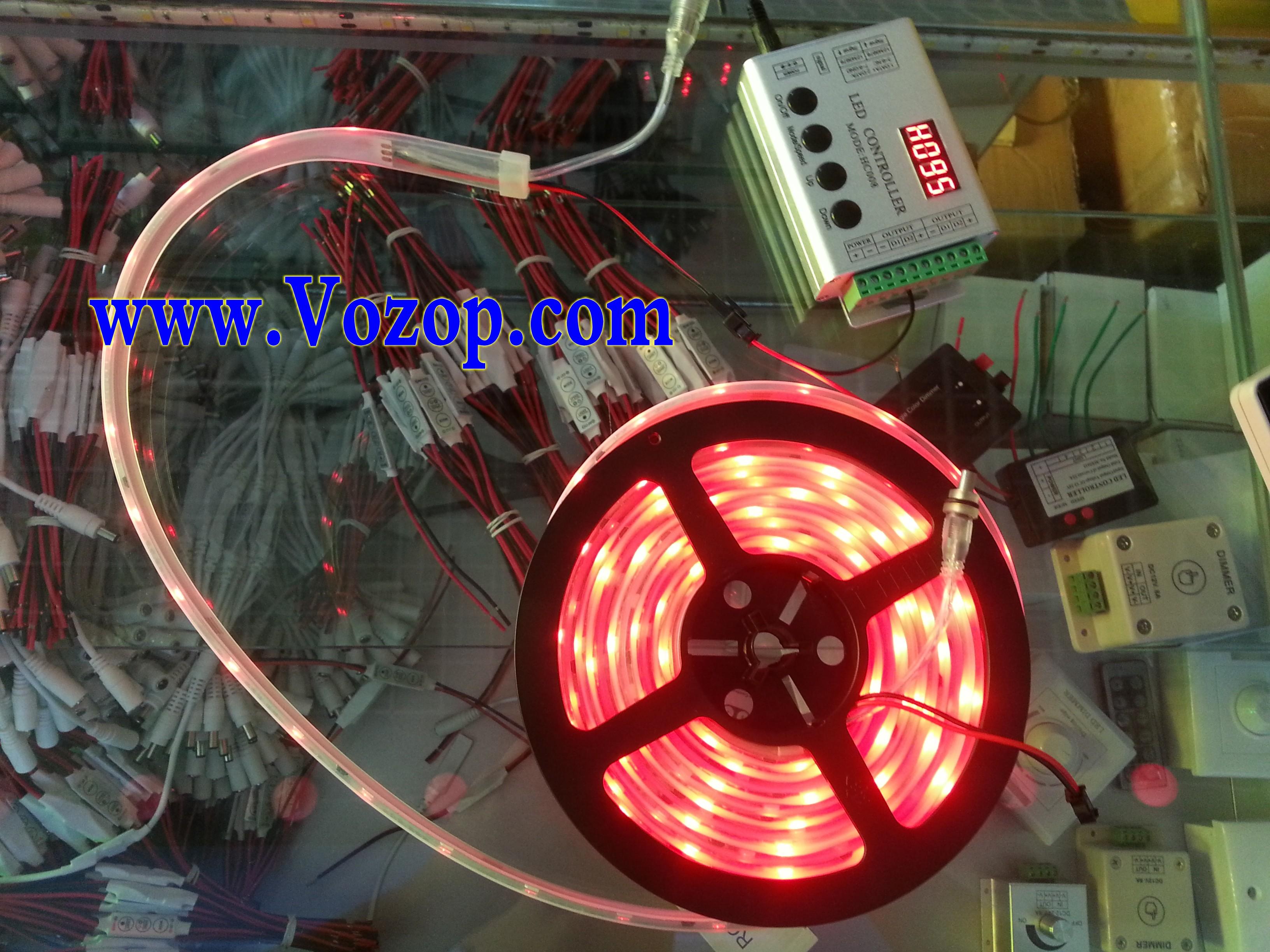 5M_Intelligent_TM1812_RGB_5050_Digital_LED_Strip_with_Controller