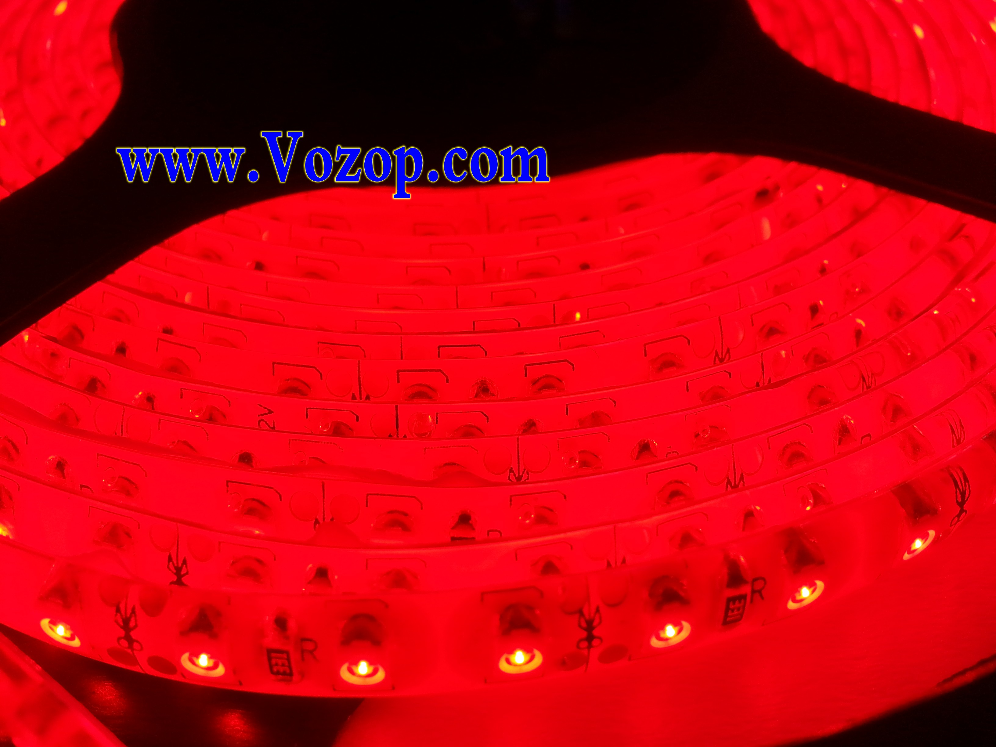 5Meters_600LEDs_SMD_3528_Waterproof_IP65_Red_tape_Strip_Light