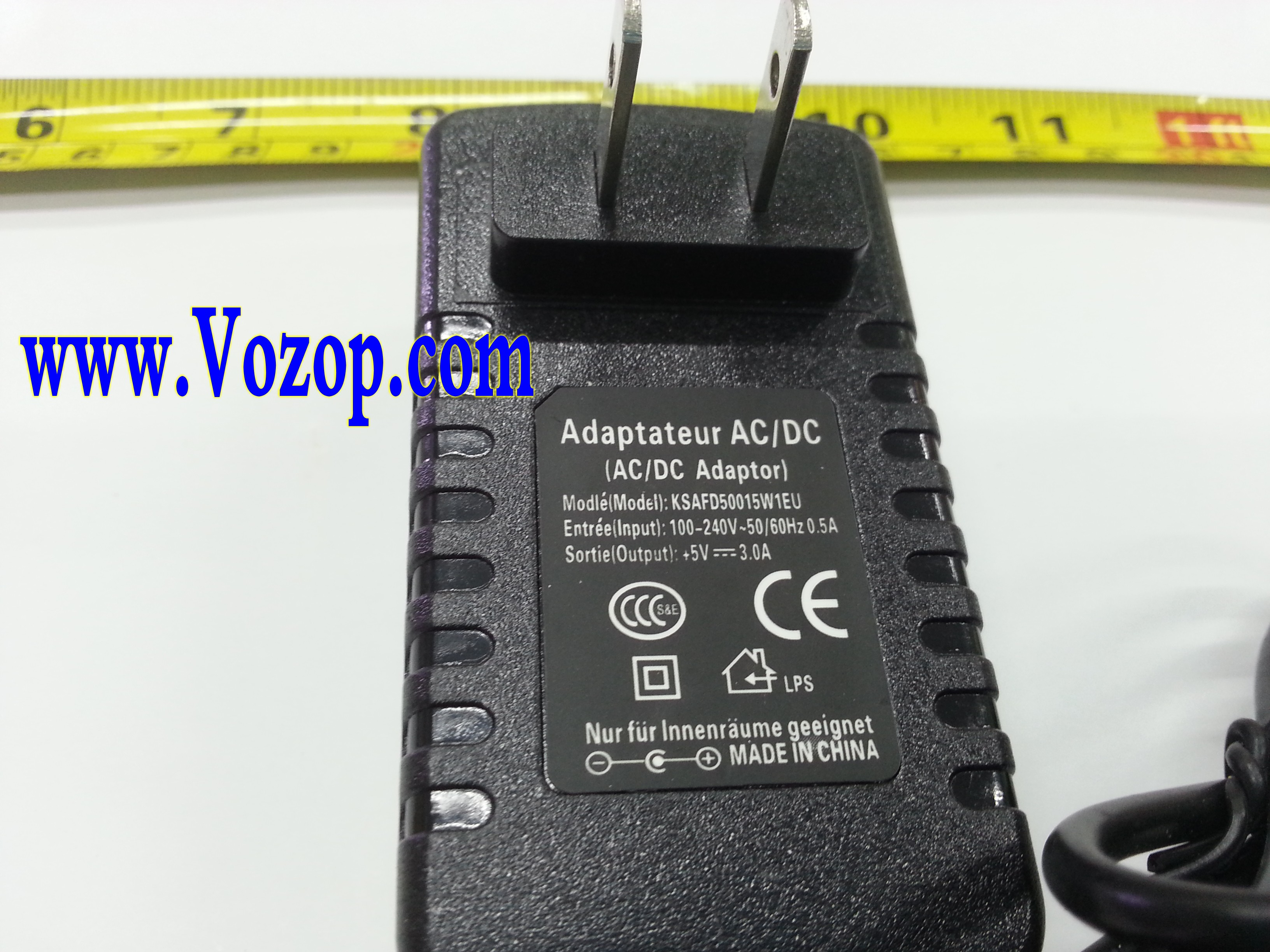 5V_15W_Power_Adapter_AC_to_5V_3A_Power_Driver_supply_converter