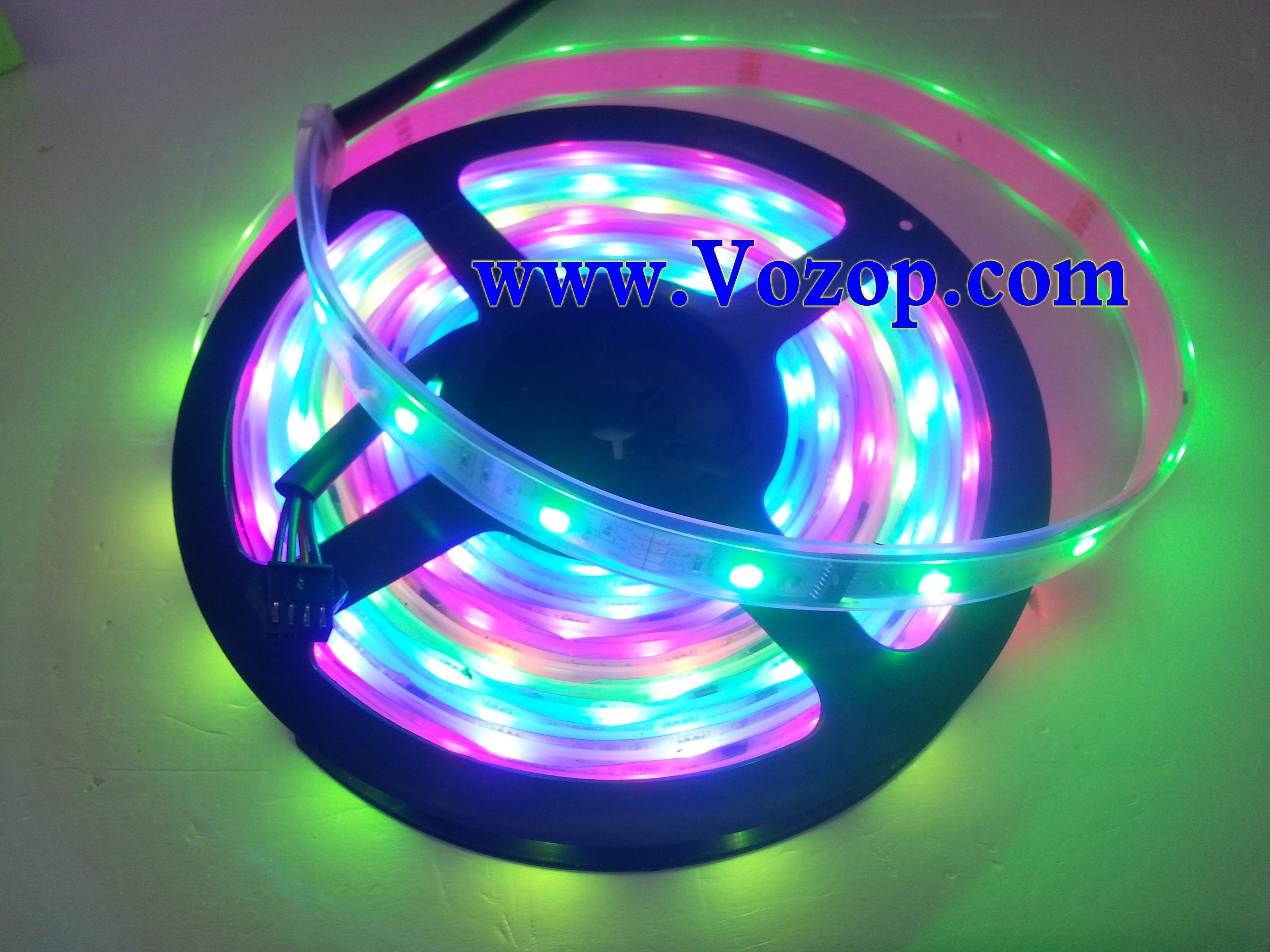 6803_IC_RGB_5050_Digital_LED_tape_Strip_light