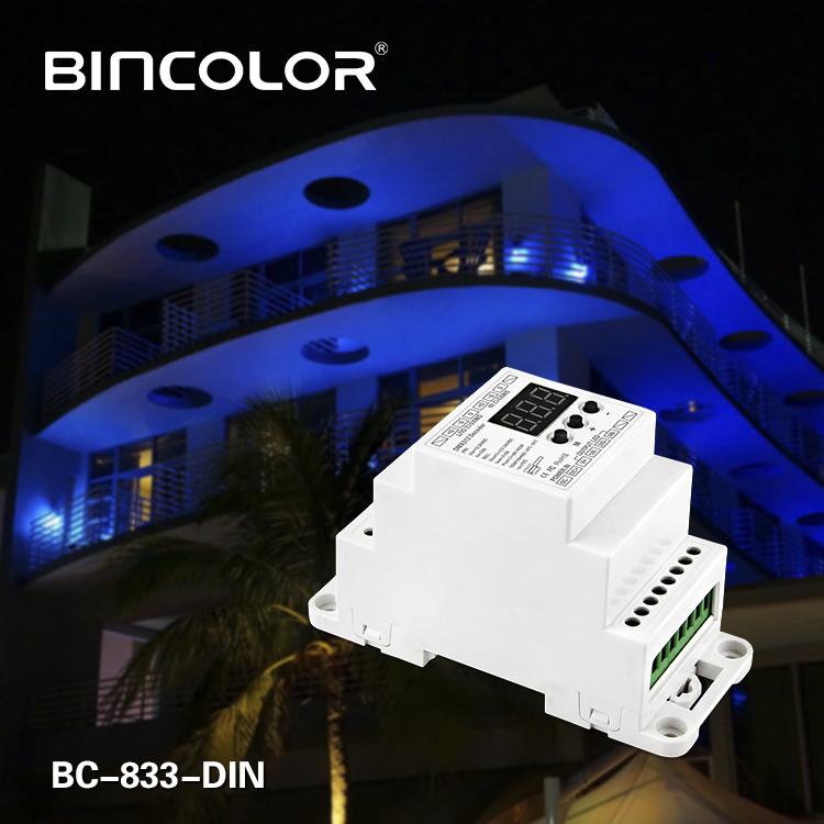 Bincolor_Controller_BC_833_DIN_8