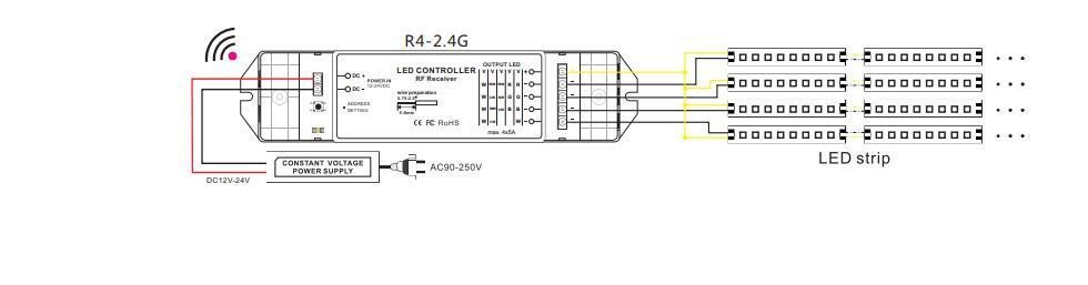 Bincolor_Controller_P1X_R4_2.4G_8