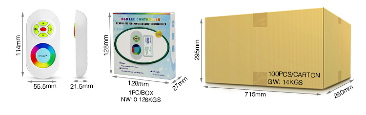 DC12V_24V_MiLight_FUT020_2.4GHz_RGB_LED_Strip_Controller_3