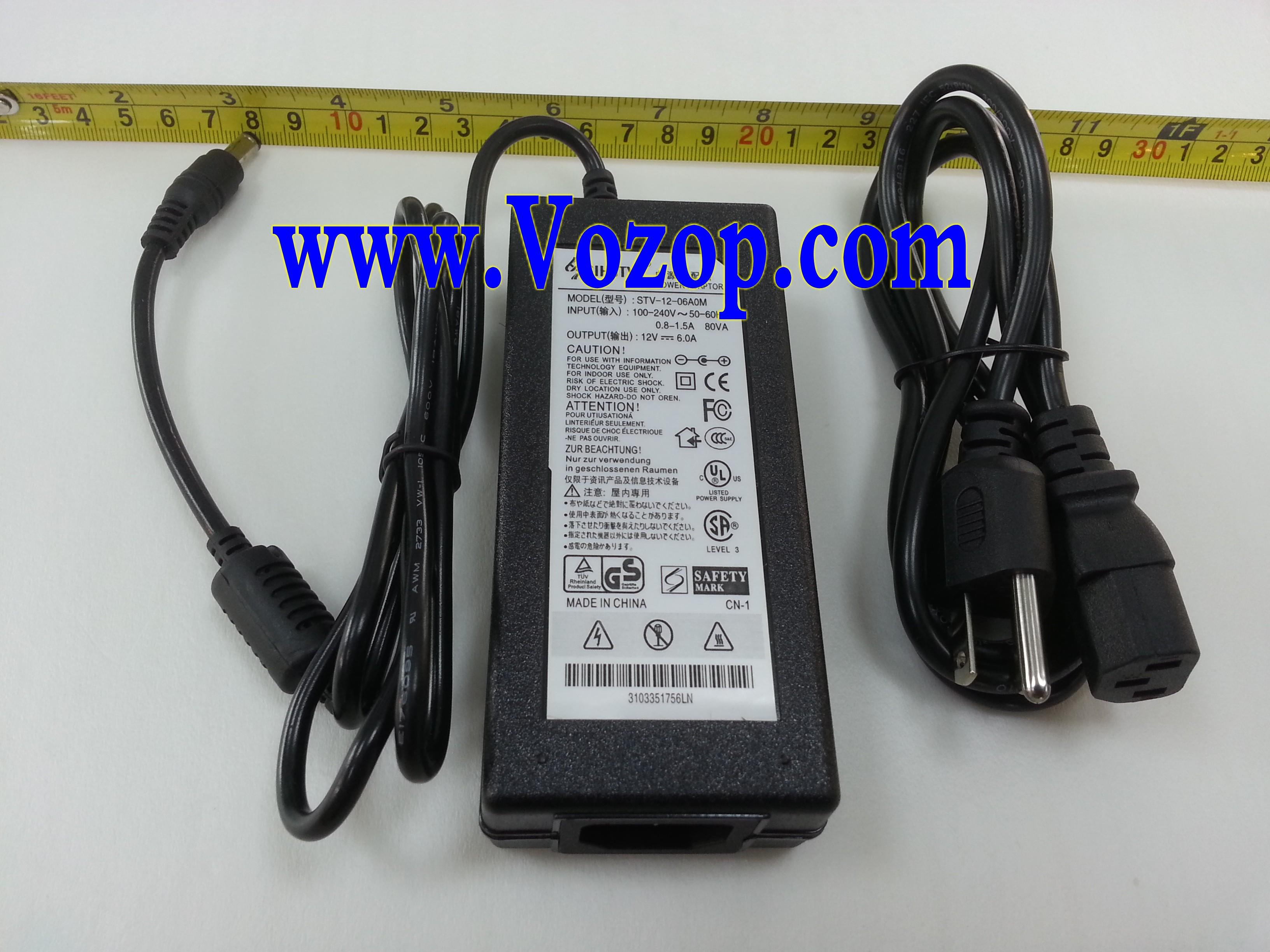 DC_12V_6A_72W_Power_Supply_Driver_AC_to_DC_Power_Transverter