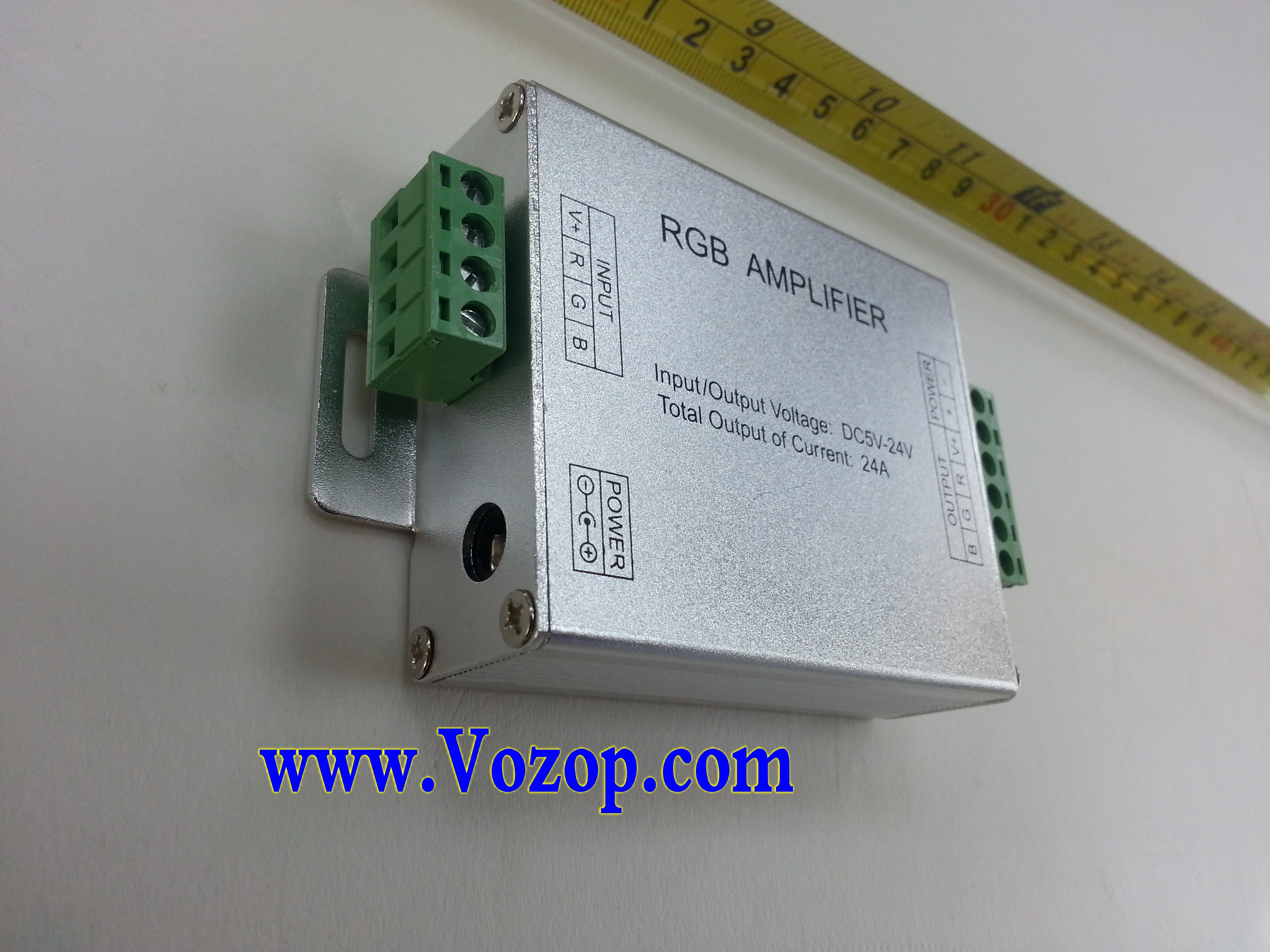 DC_5V_12V_24V_24A_LED_Amplifiers_Signal_Repeater_LED_Boosters