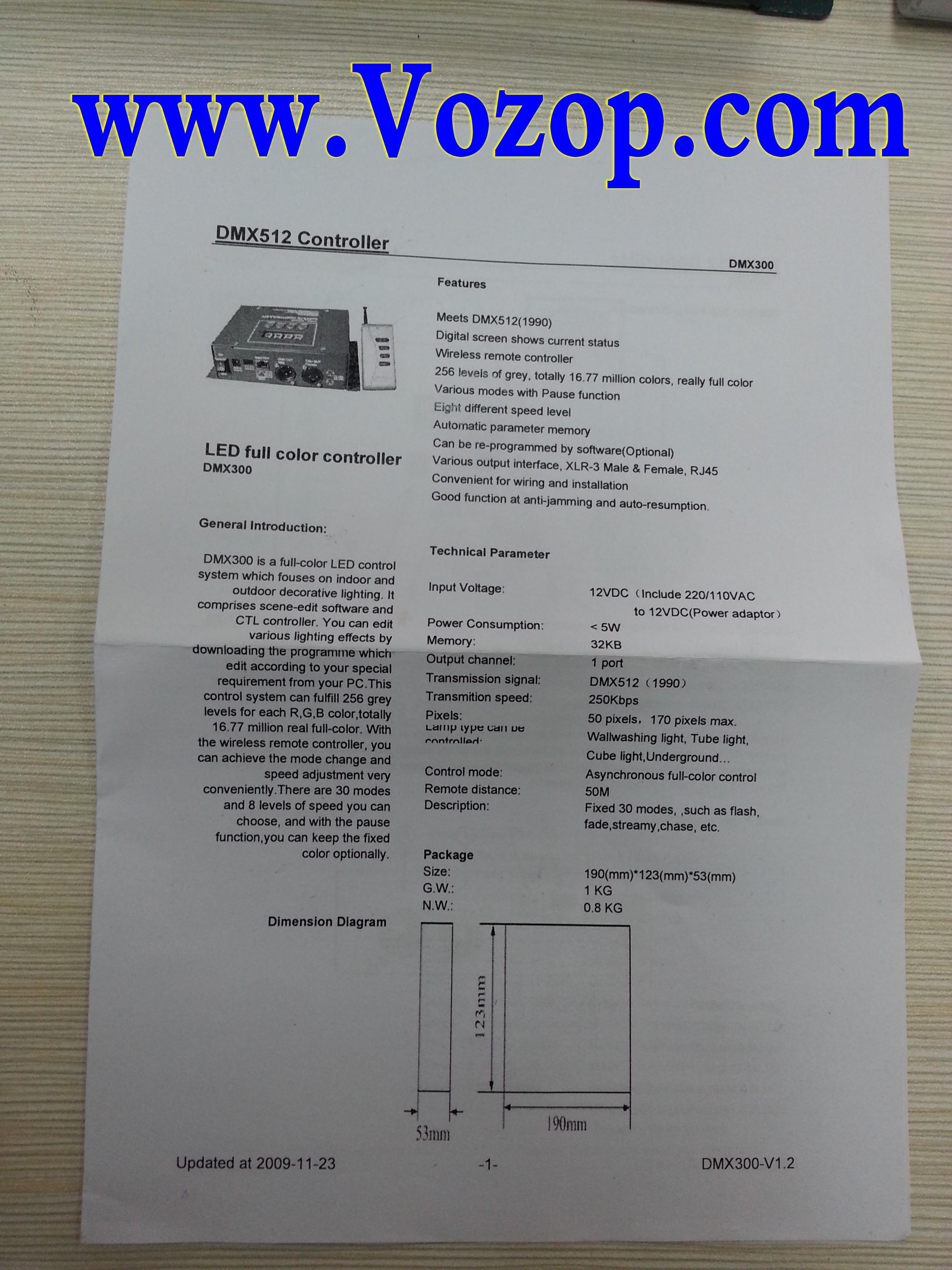 DMX300_DMX_LED_MASTER_Controller_lighting_project_1