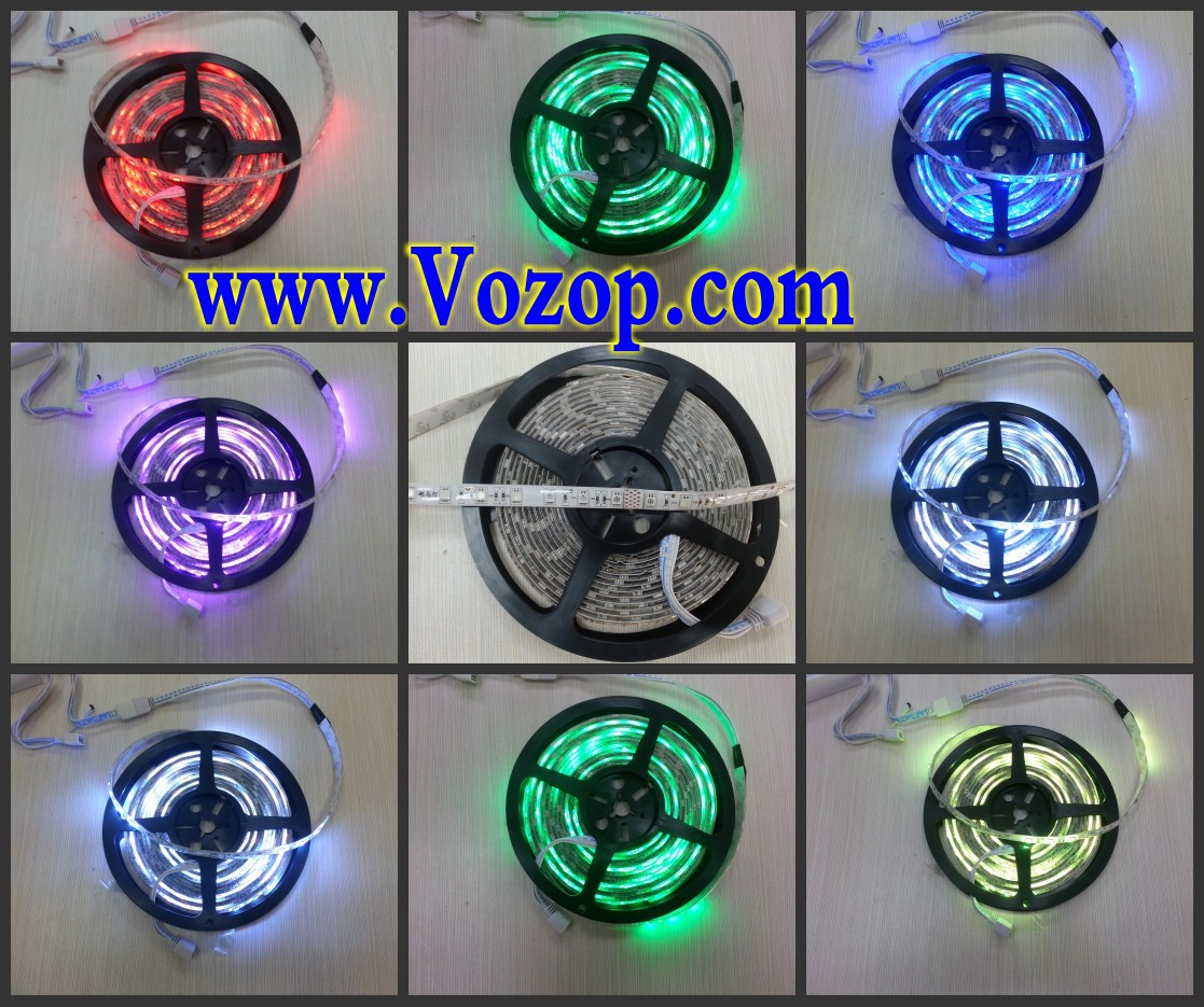 Flashing_Color_Horse_Race_5050_RGB_LED_Strip_flash_lignt