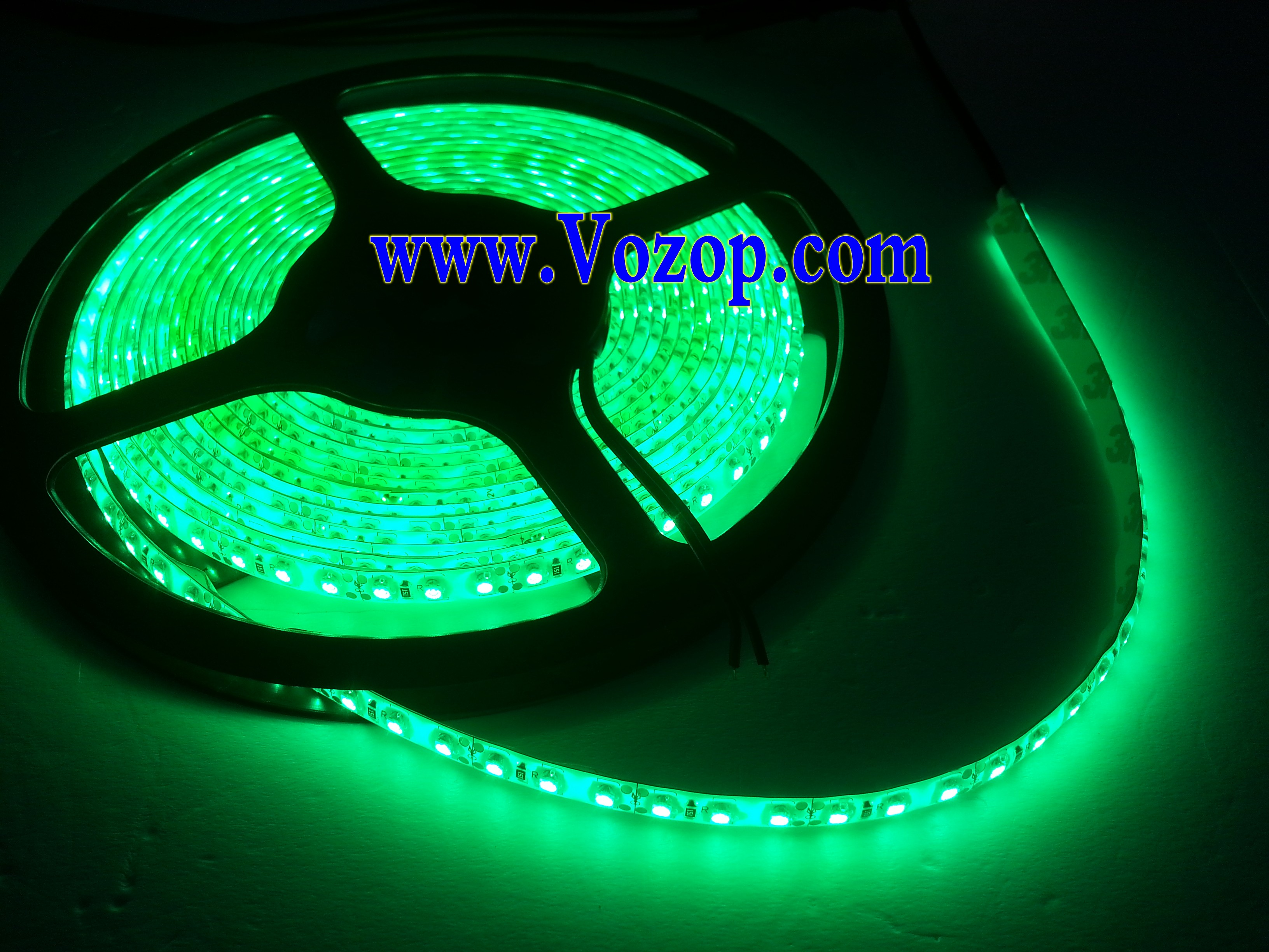 Green_3528_LED_Light_Flex_Ribbon_Strip_Lighting_5M_600_LEDs_super_white_led_light