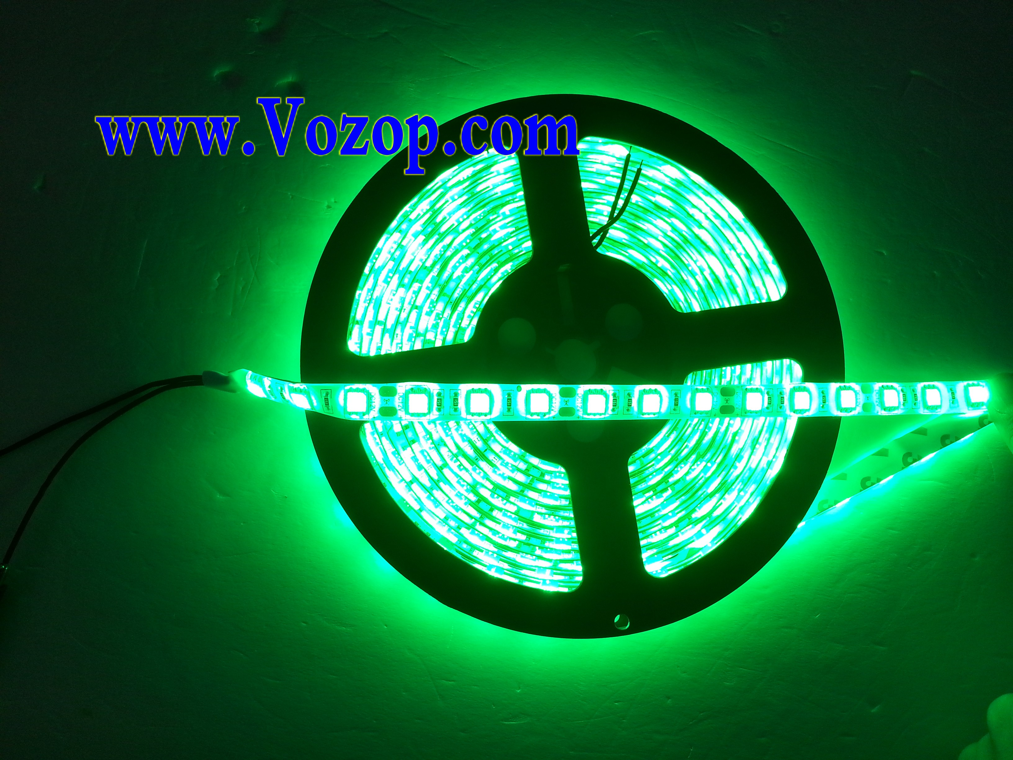 Green_5050_Flexible_LED_Light_Strip_60LEDs_LEDs_Per_Meter