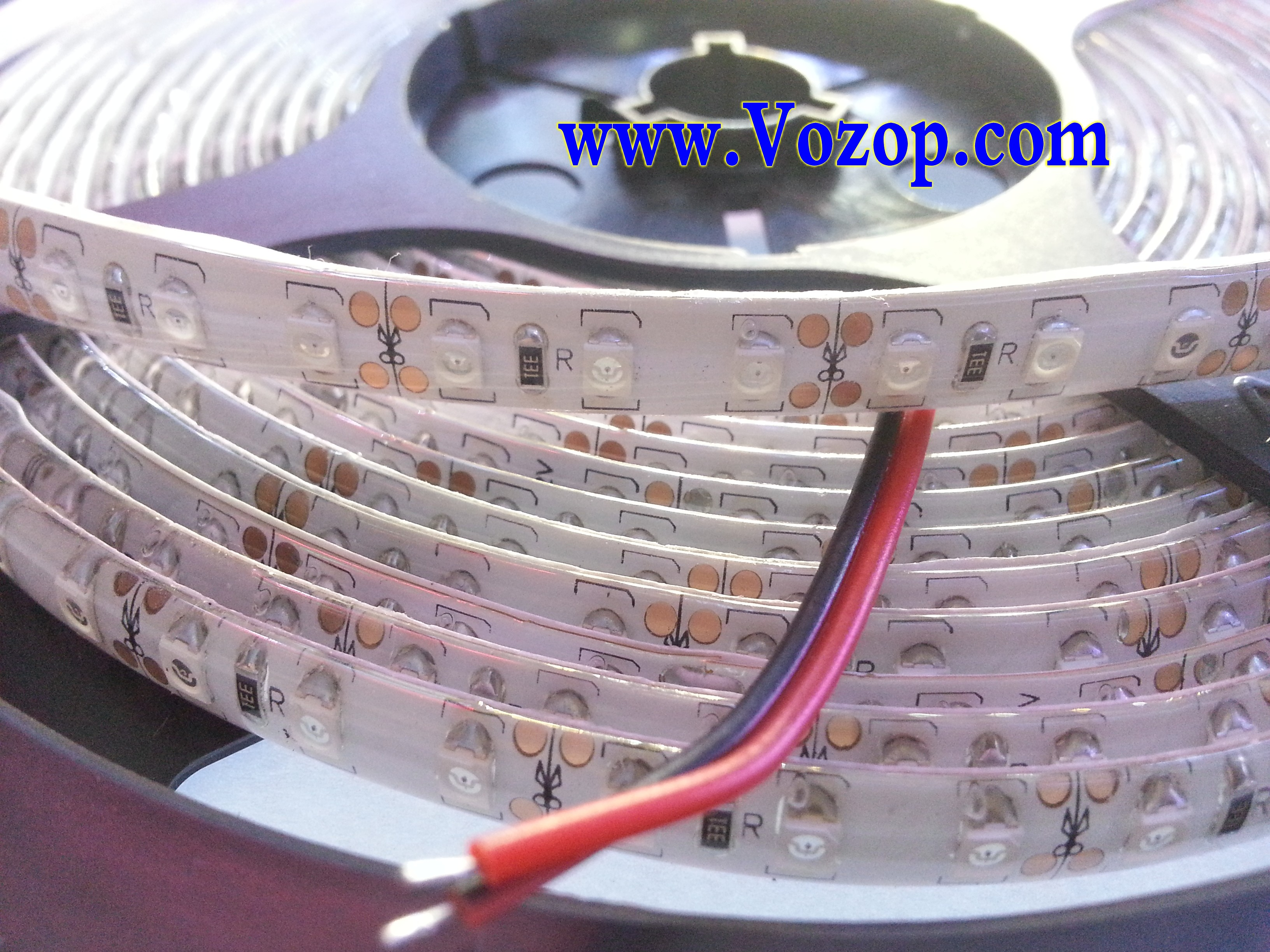 Green_SMD3528_LED_Light_Flex_Ribbon_Strip_Lights