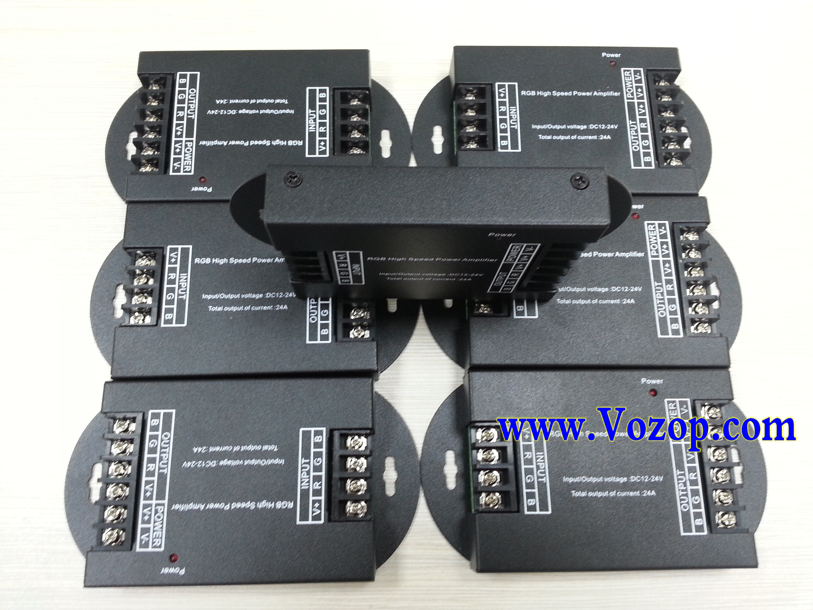High_Speed_Amplifier_Large_Current_RGB_LED_Boosters_supplier