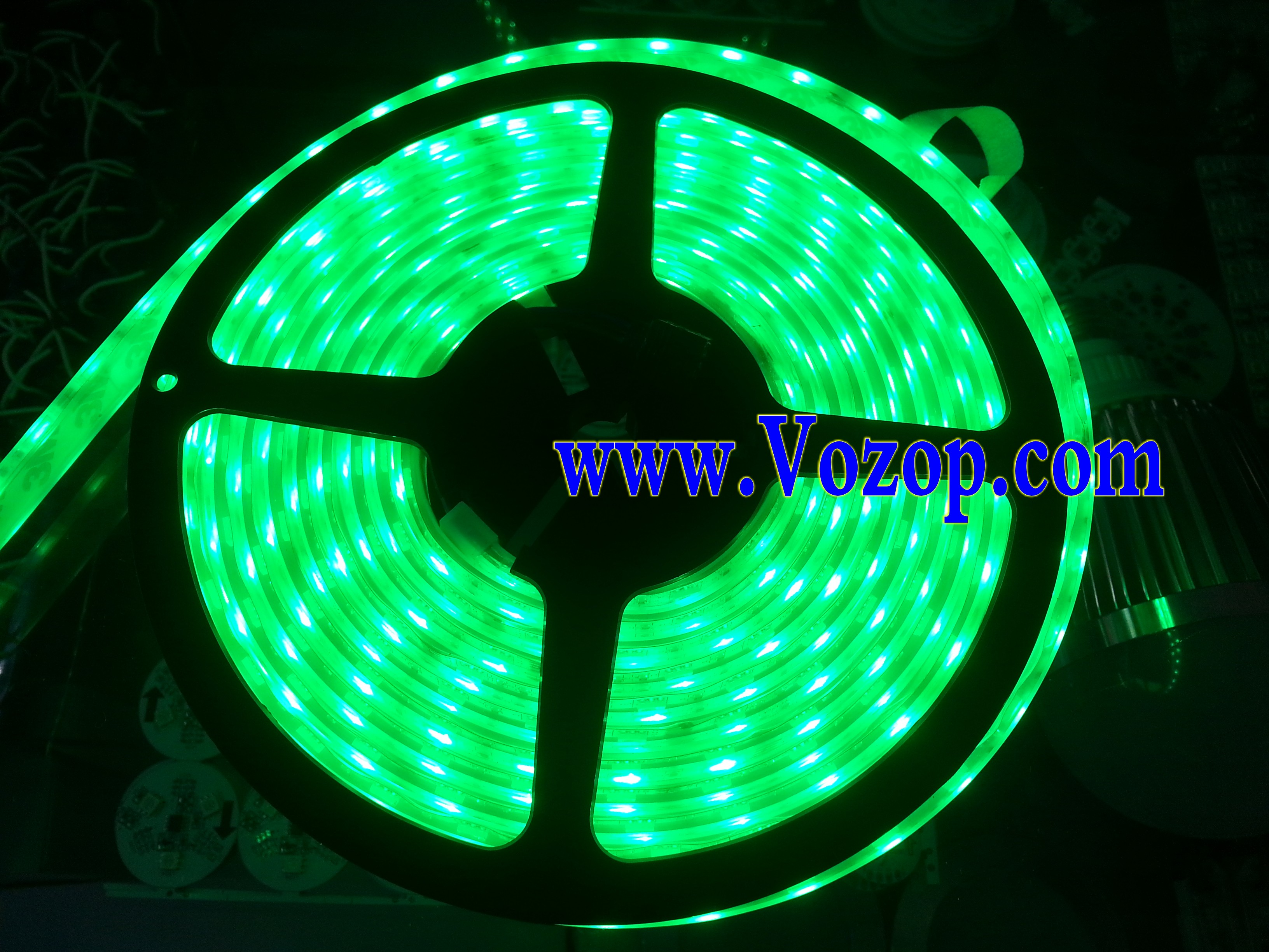 16 4 ft ip68 rgb led strip 12v 5m 300 leds smd 5050. Black Bedroom Furniture Sets. Home Design Ideas
