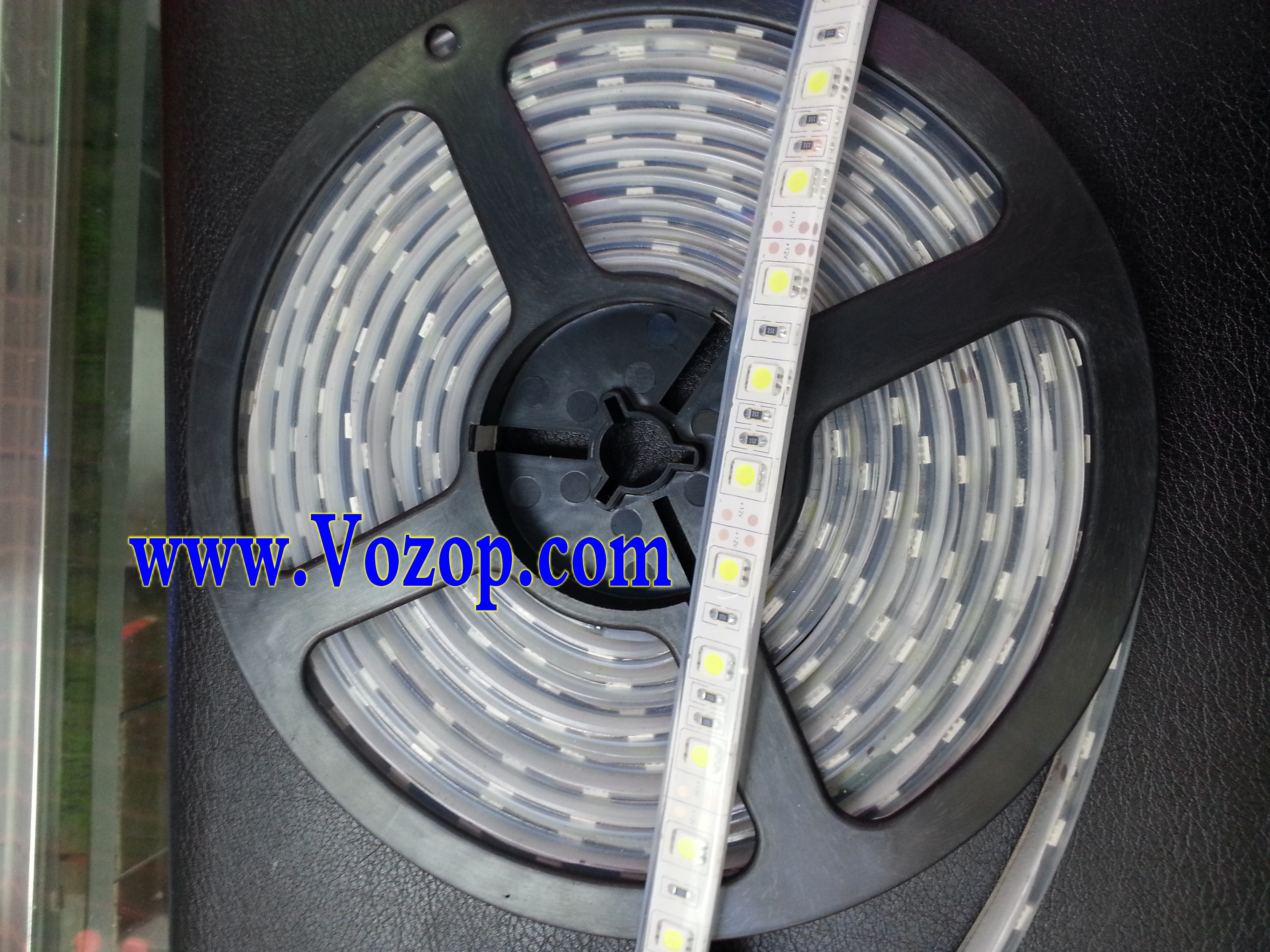 IP68_Waterproof_SMD_5050_Single_Color_12V_LED_Strip_lights