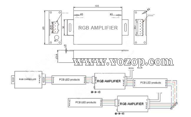 LED_Flexible_Light_Strip_RGB_Amplifier_image