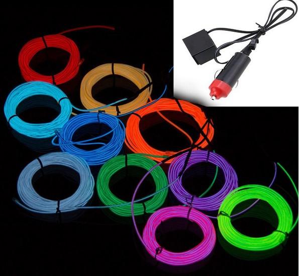 LED_Neon_Sign_Light_Glow_EL_Wire_Car_Party_Costume_Decoration_sale_supplier