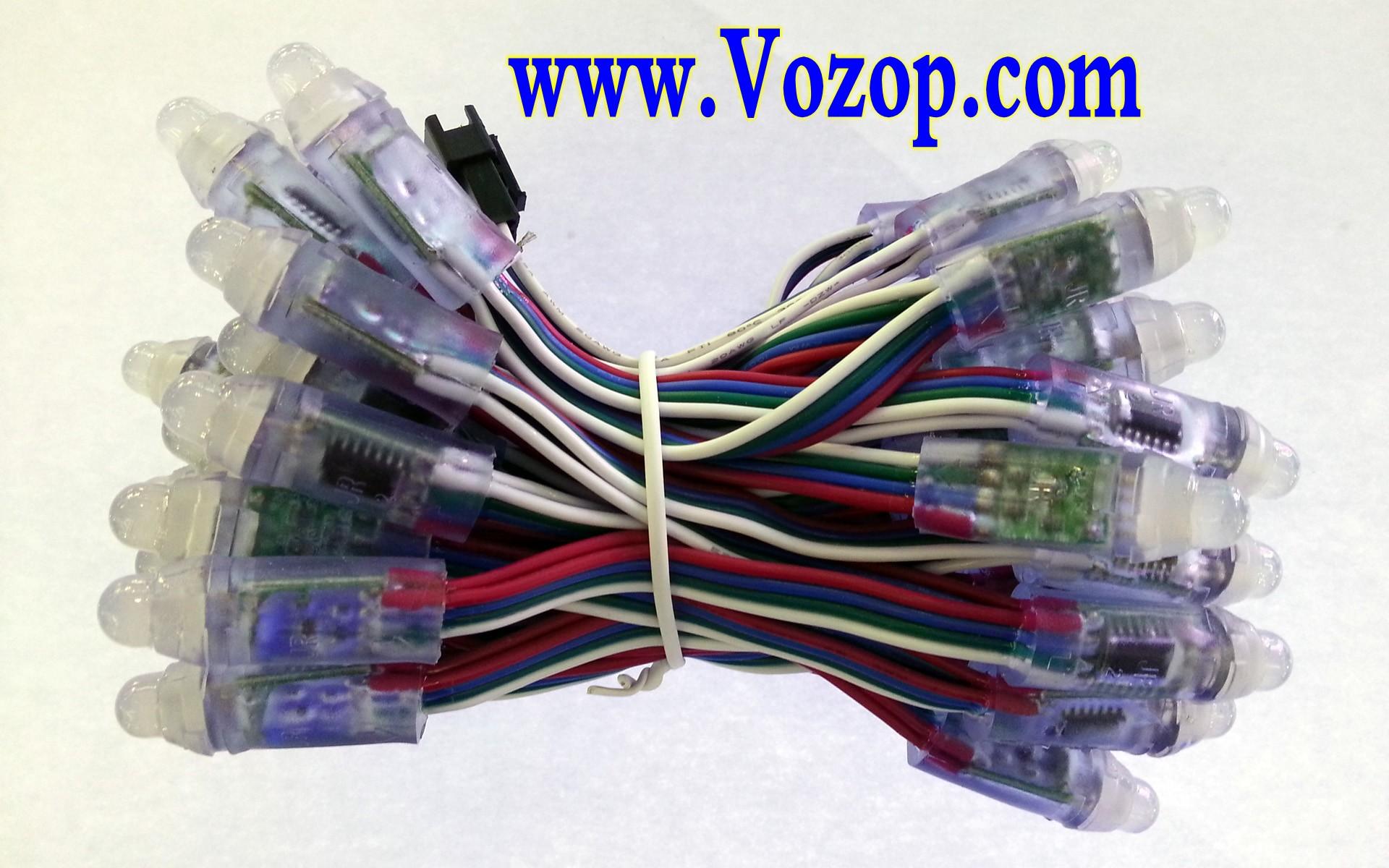 LPD6803_IC_RGB_LED_Pixel_Module_Digital_RGB_LED_Module