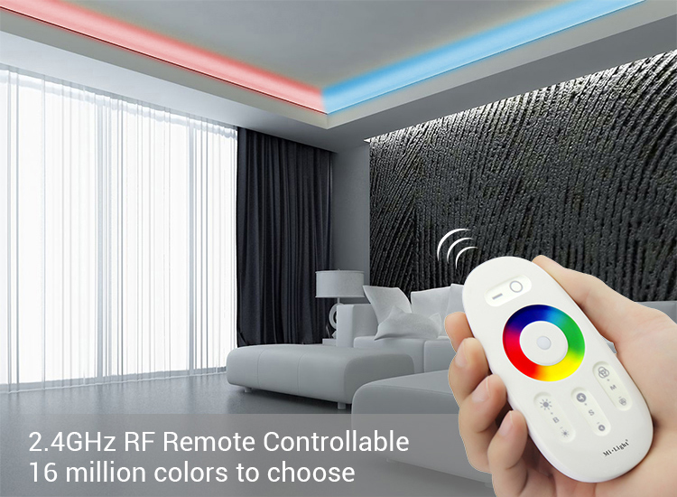 MiLight_FUT027_2.4GHz_DC12V_24V_Available_Touch_RGBW_LED_Strip_Controller_4