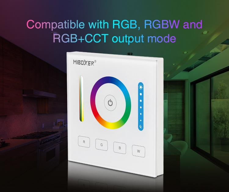 Mi_Light_DP3_RGB_CCT_Dimming_Panel_DALI_Power_Controller_3