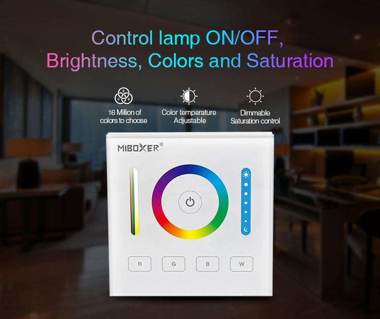 Mi_Light_DP3_RGB_CCT_Dimming_Panel_DALI_Power_Controller_4