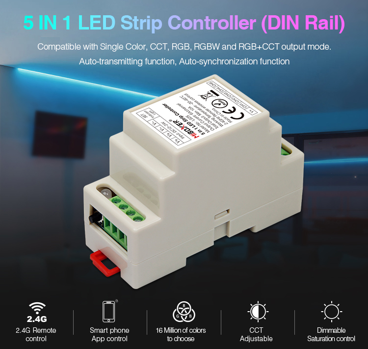 Mi_Light_LS2S_DC12V_24V_5IN1_LED_Strip_Controller_0