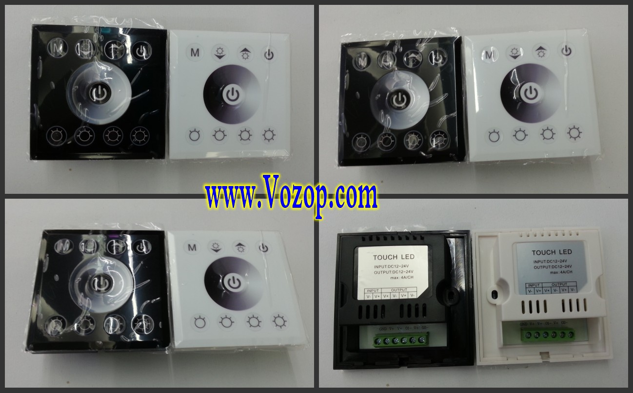 Monochrome_Touch_Controller_Dimmer_For_3528_5050_Strip_12_24V_lights