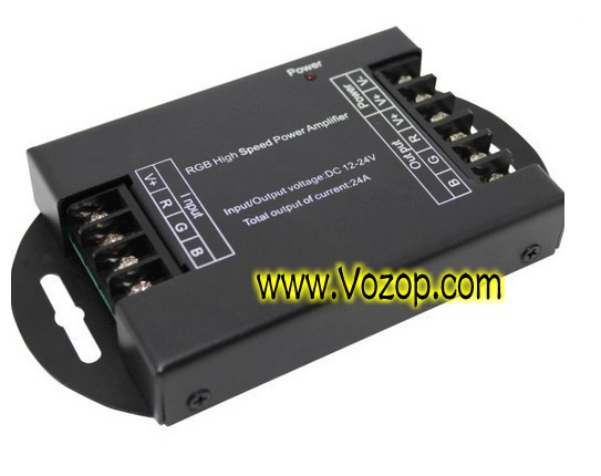 RGB_LED_Booster_High_Speed_Power_Amplifier_Large_Current