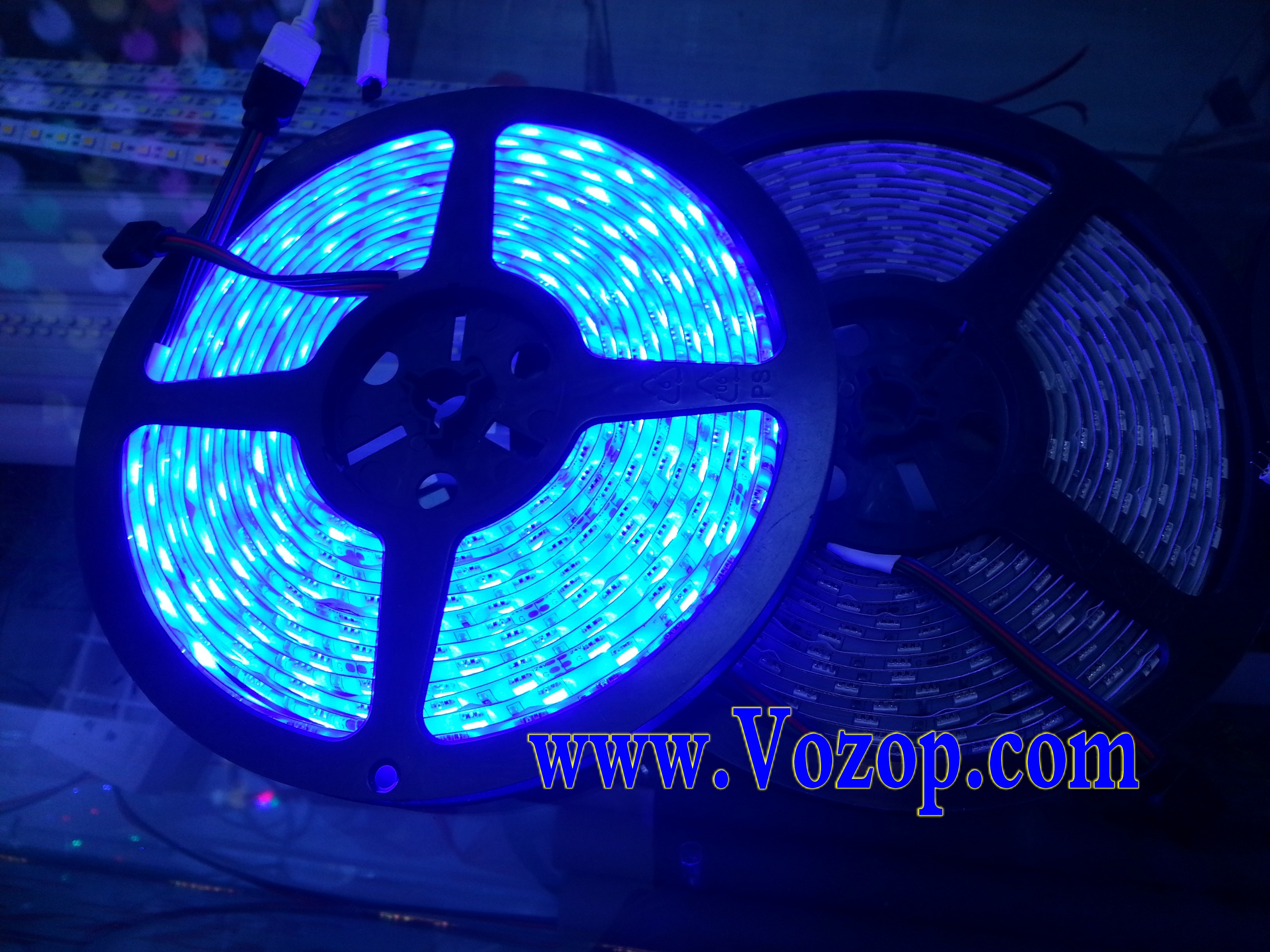 RGB_LED_tape_Strip_5050_5M_300_LEDs_Waterproof_IP65_ribbon_light