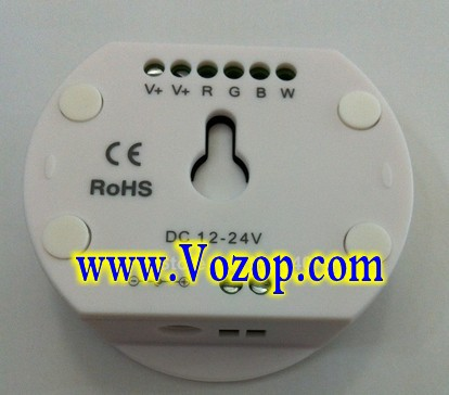 RGB_RGBW_WIFI_LED_Controller_with_Timing_control