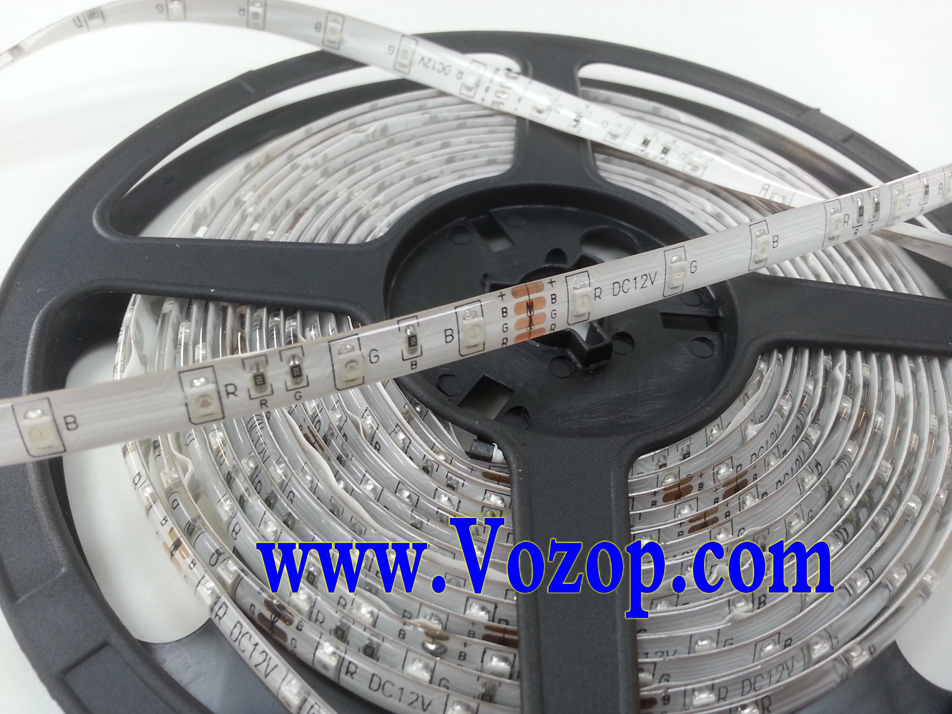 RGB_SMD_3528_LED_tape_Strip_5M_300_LEDs_IP65_Waterproof_lighting_light