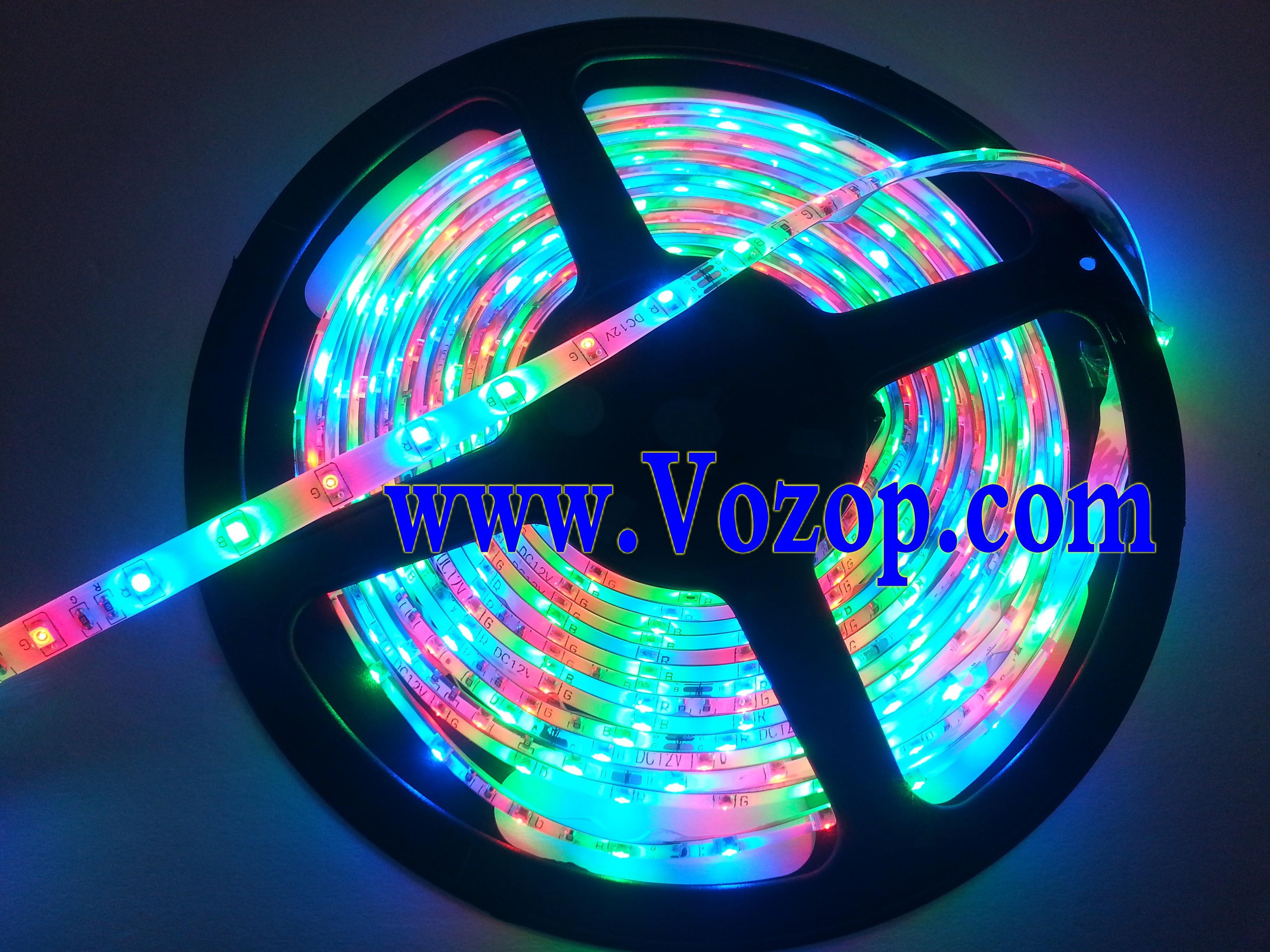 RGB_SMD_3528_LED_tape_Strip_5M_300_LEDs_IP65_Waterproof_lighting_lights_wholesale