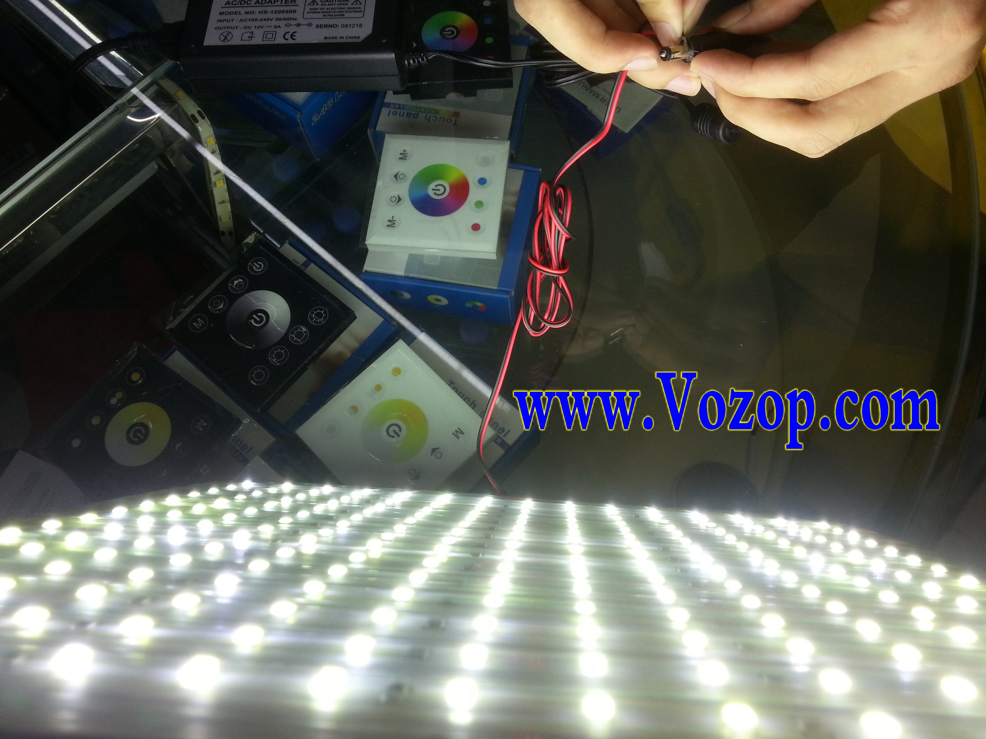SMD_5630_LED_Panel_Module_High_Power_Light