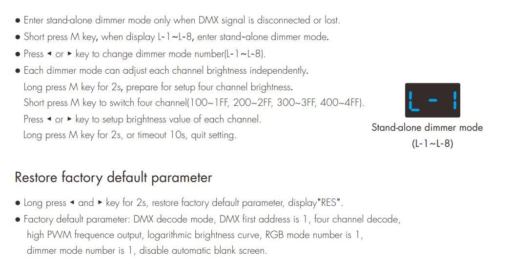 Skydance_CV_DMX512_RDM_Decoder_D4_L_8