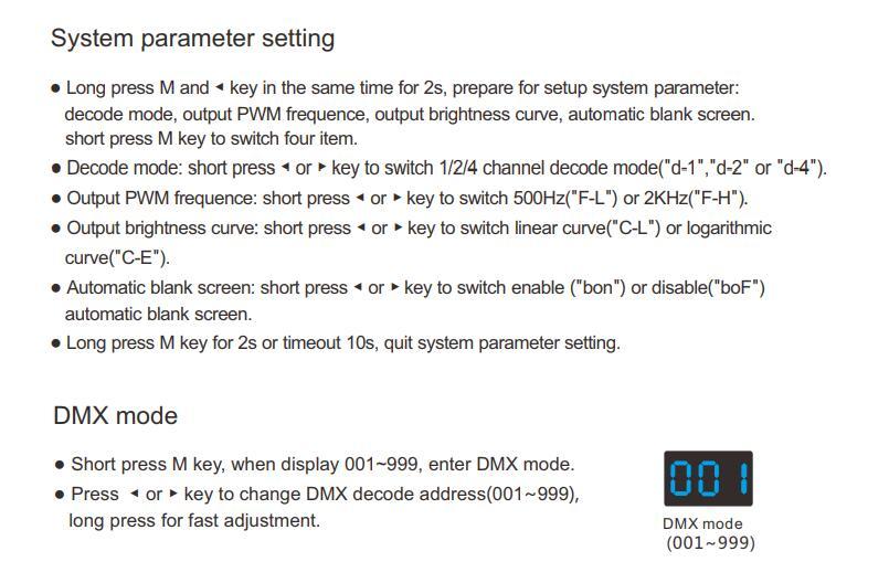 Skydance_CV_DMX512_RDM_Decoder_D4_XE_4