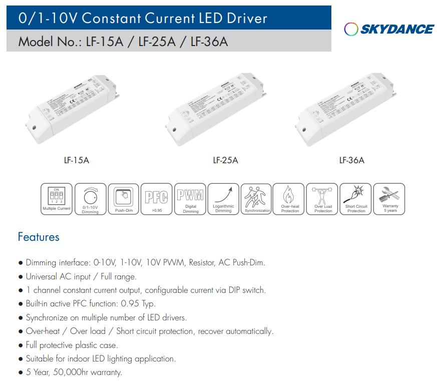 Skydance_LF_25A_Led_Controller_1