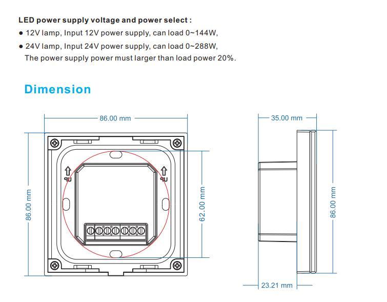 T31_3CH_4A_DC_24V_RGB_LED_Controller_4
