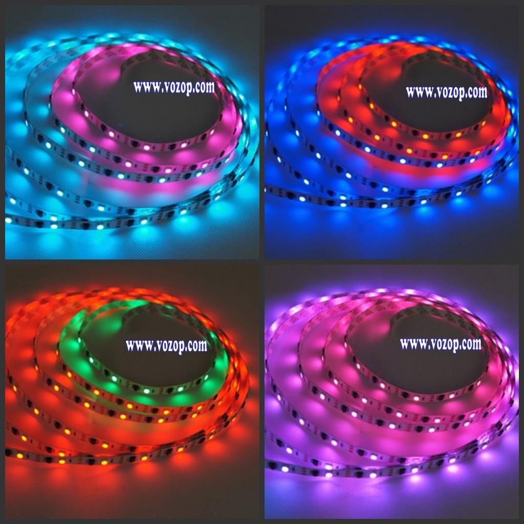 TLS3001_IC_Digital_RGB_LED_Strip_5M_160_LEDs
