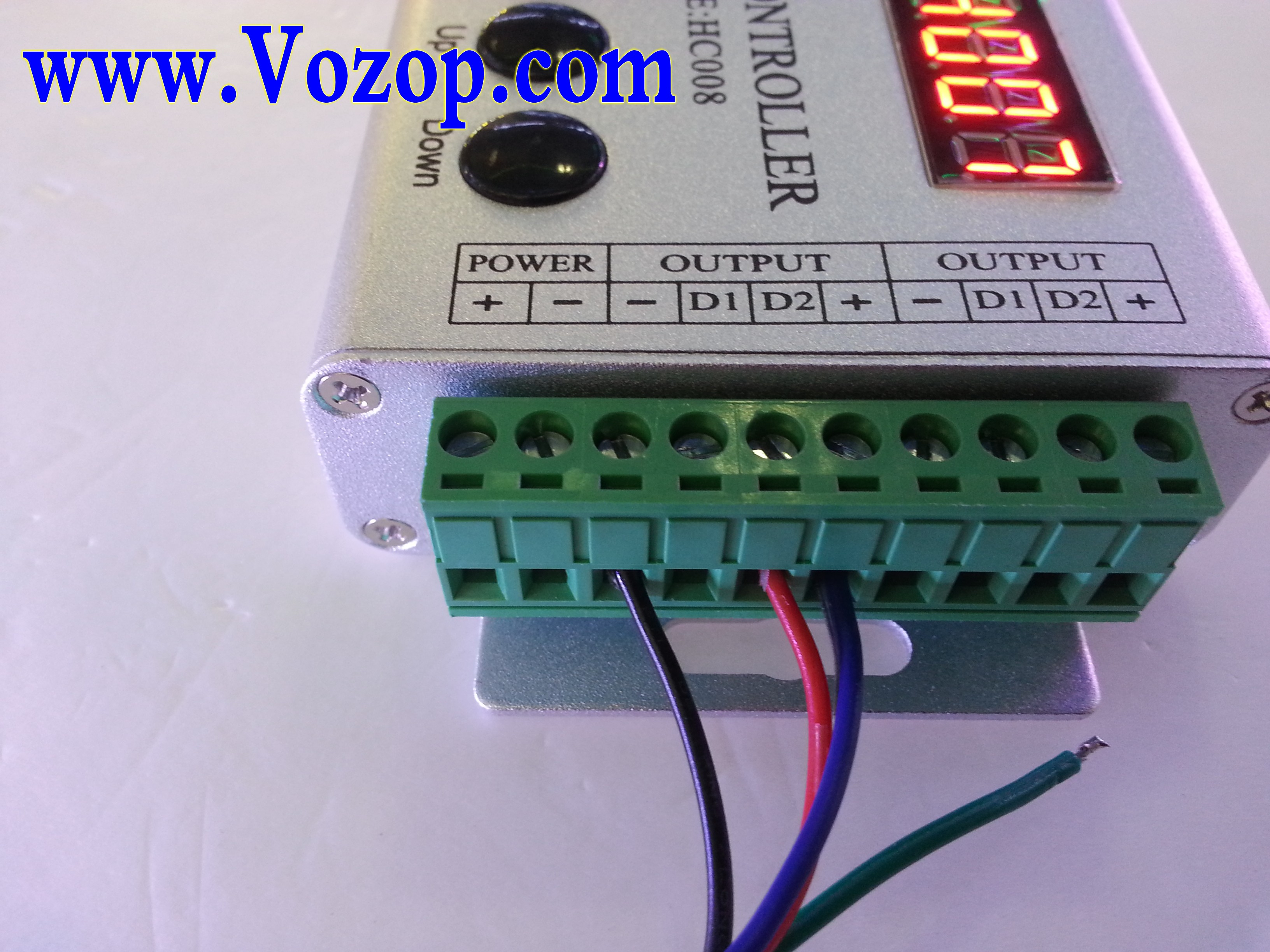 TM1812_RGB_5050_Digital_LED_tape_Strip_light_with_Controllers