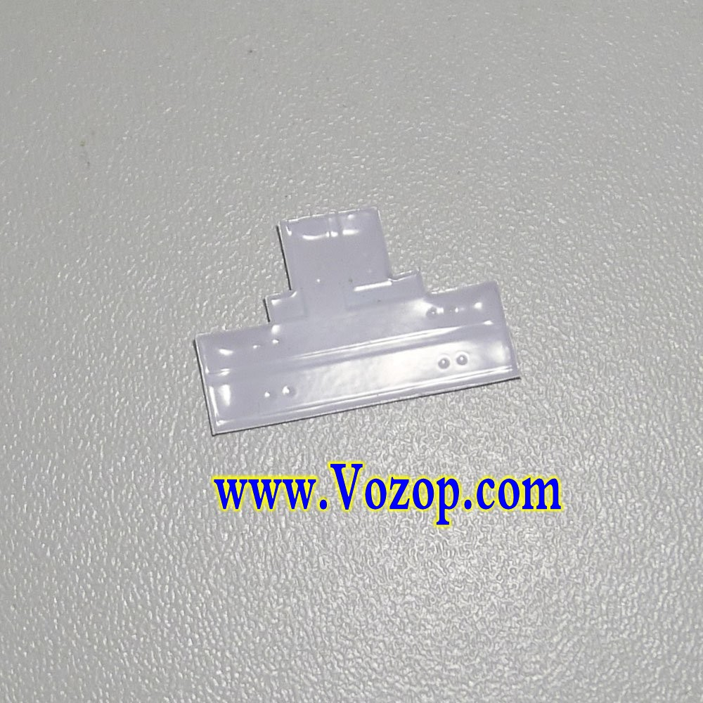 T_Shape_PINs_PCB_PFC_connector_for_8mm_Tape_Strip_light